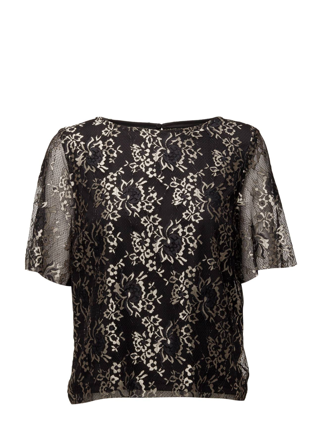 Selected Femme Sfbrina 2/4 Lace Top