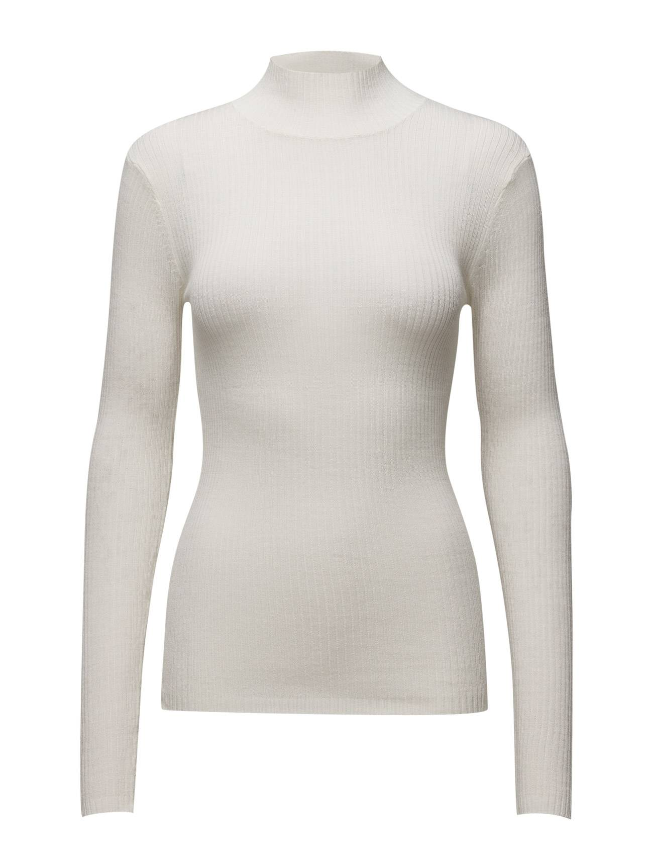 Selected Femme Sfcosta Ls Knit Rib Turtleneck