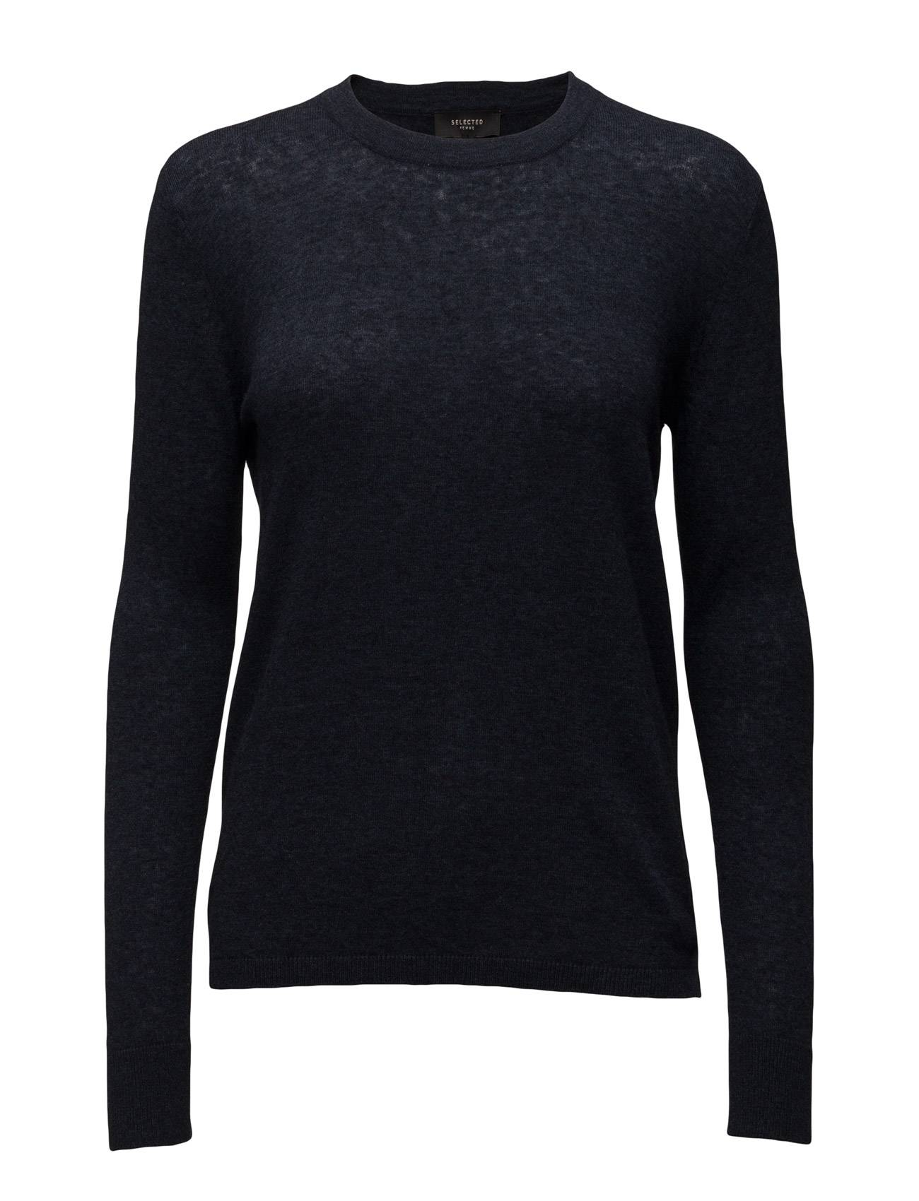 Selected Femme Sfmaia Ls Knit Pullover Noos
