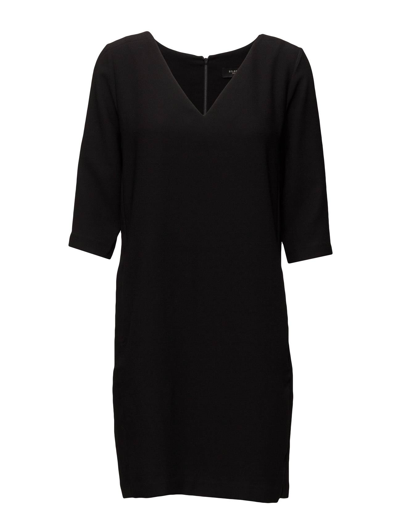 Selected Femme Sftunni Smile 3/4 Dress Noos