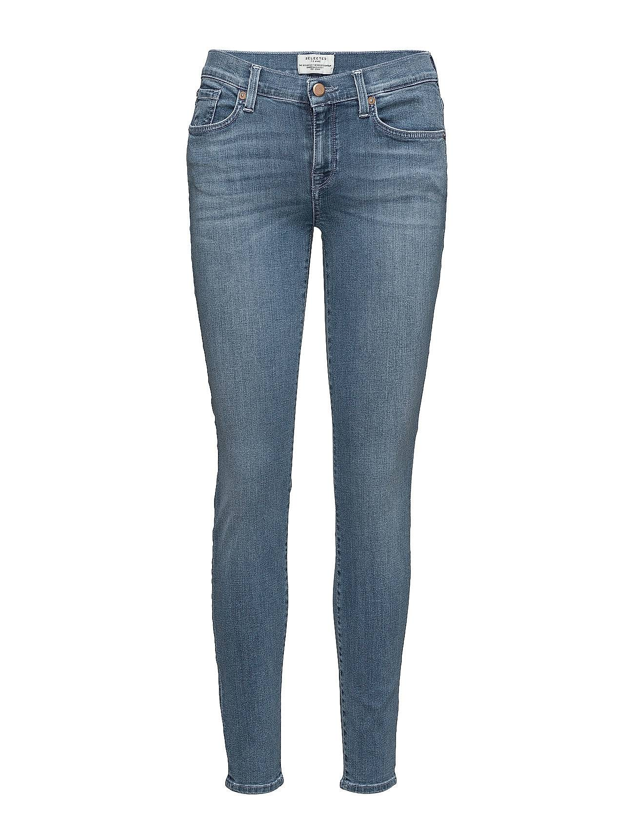 Selected Femme Sfelena Mr 1 Jeans Lapis Vintage Noos