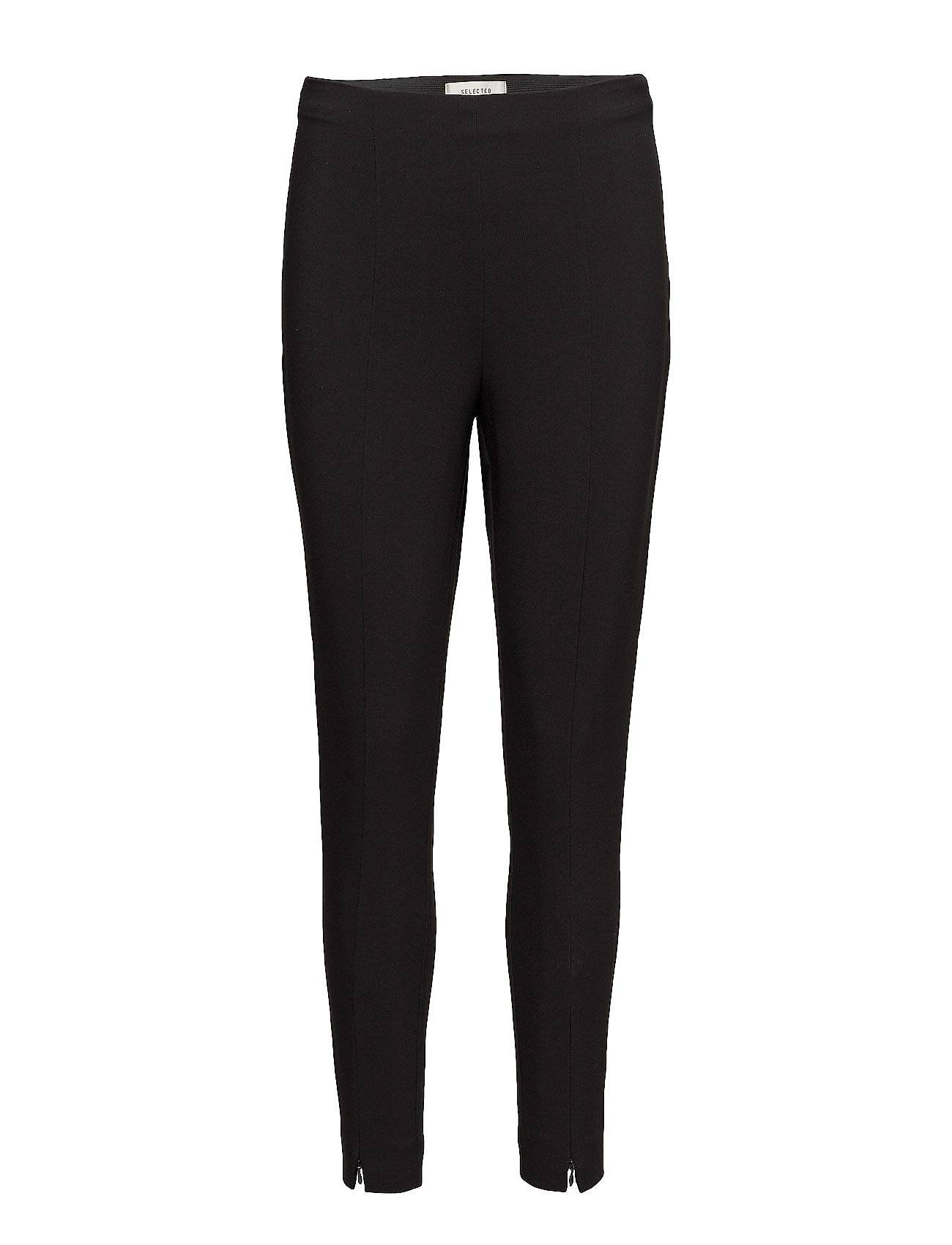 Selected Femme Sfmuno Hw Cropped Pant