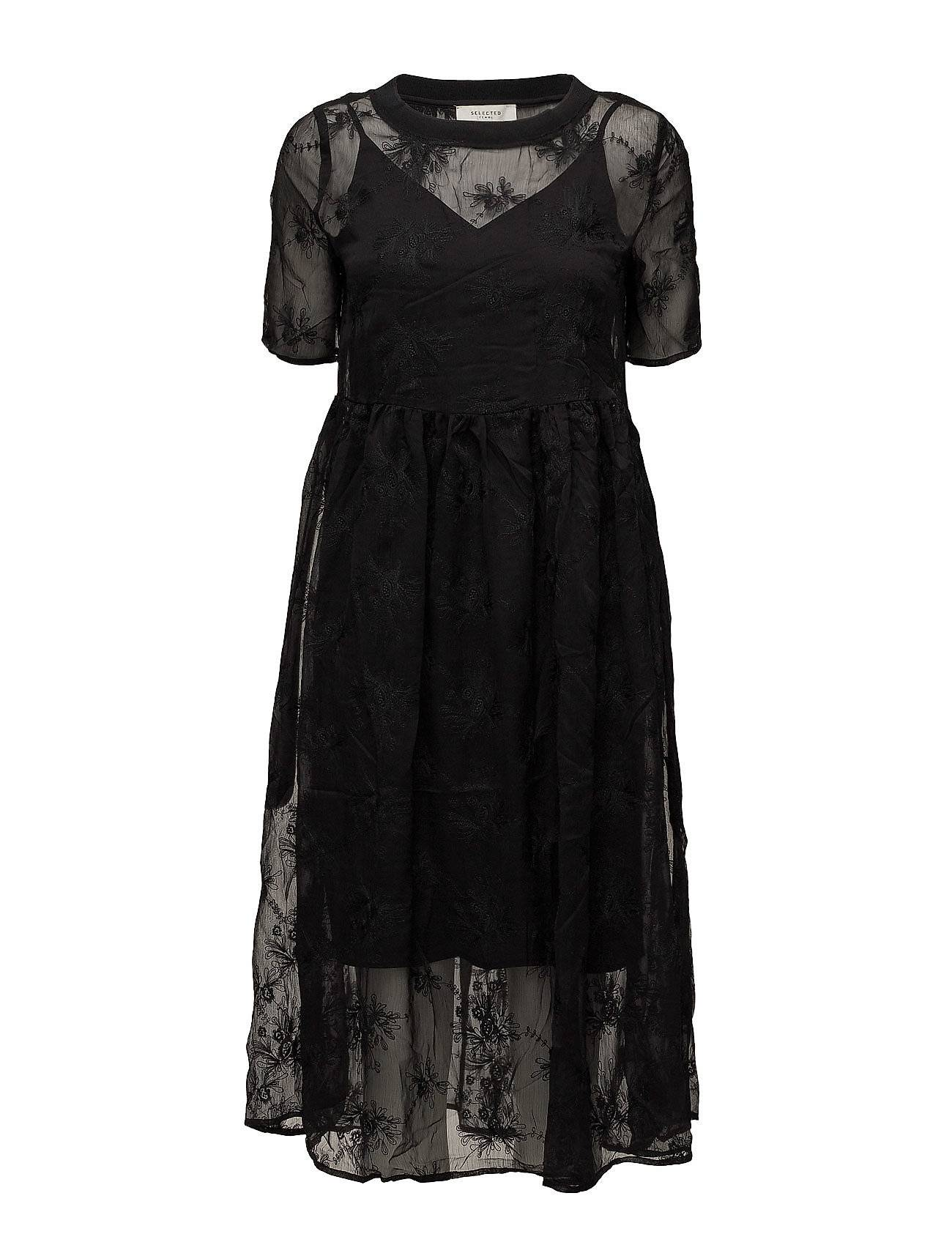 Selected Femme Sfewha 2/4 Lace Dress