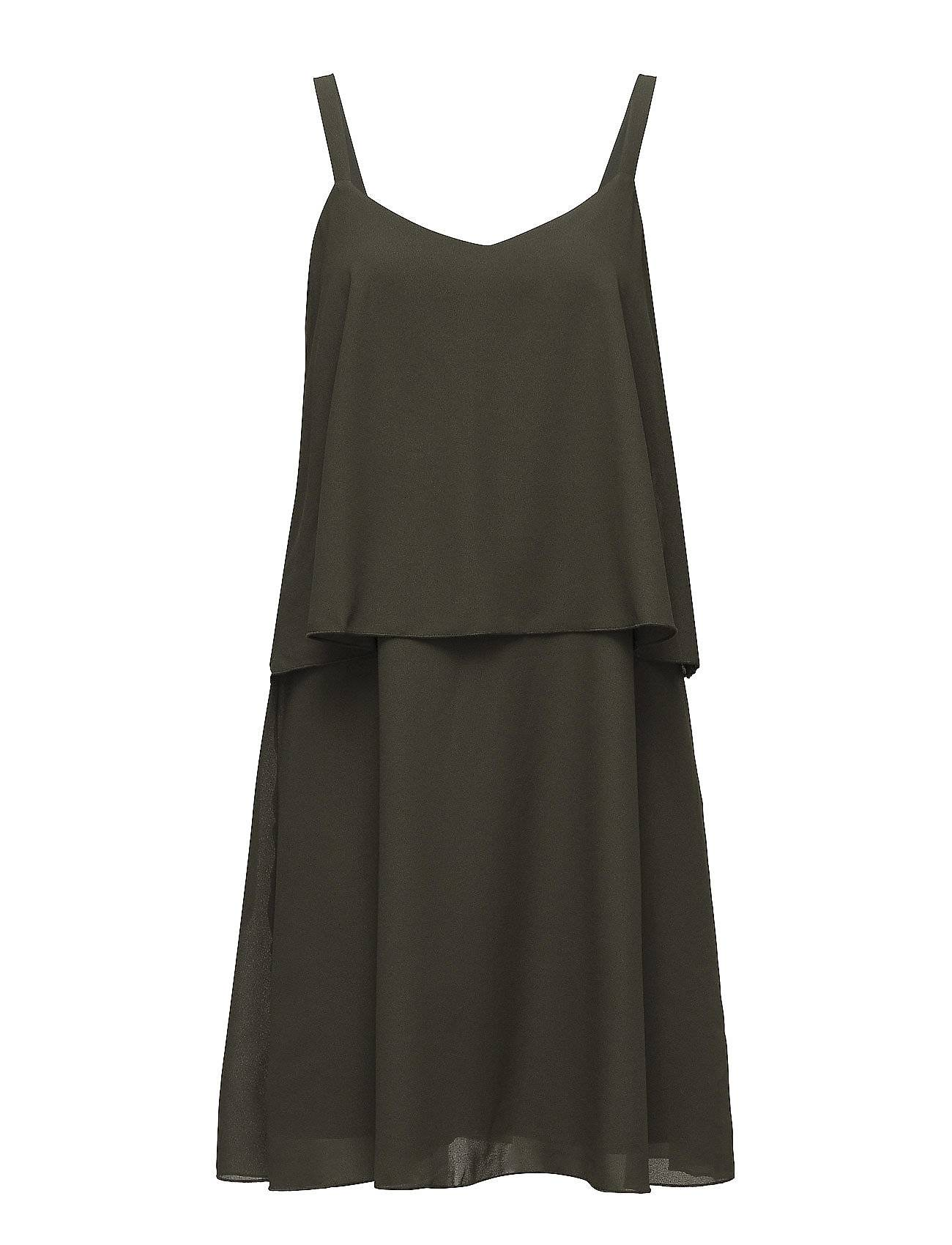 Selected Femme Sffucia Strap Layer Dress Ex
