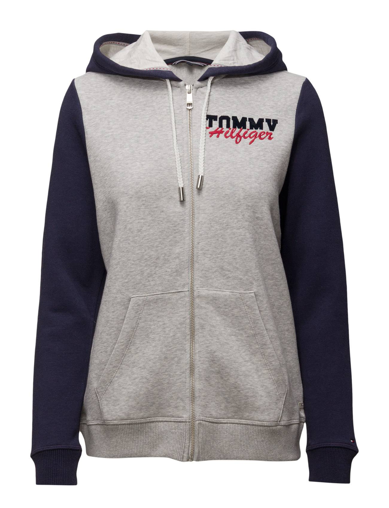 Tommy Hilfiger Sapphire Hooded Top Ls