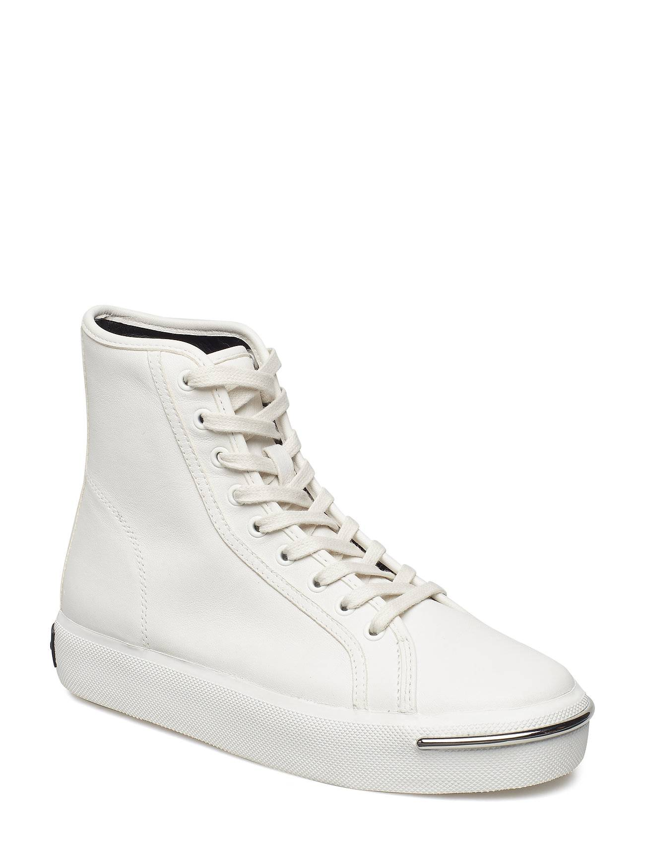 Alexander Wang Pia White Leather