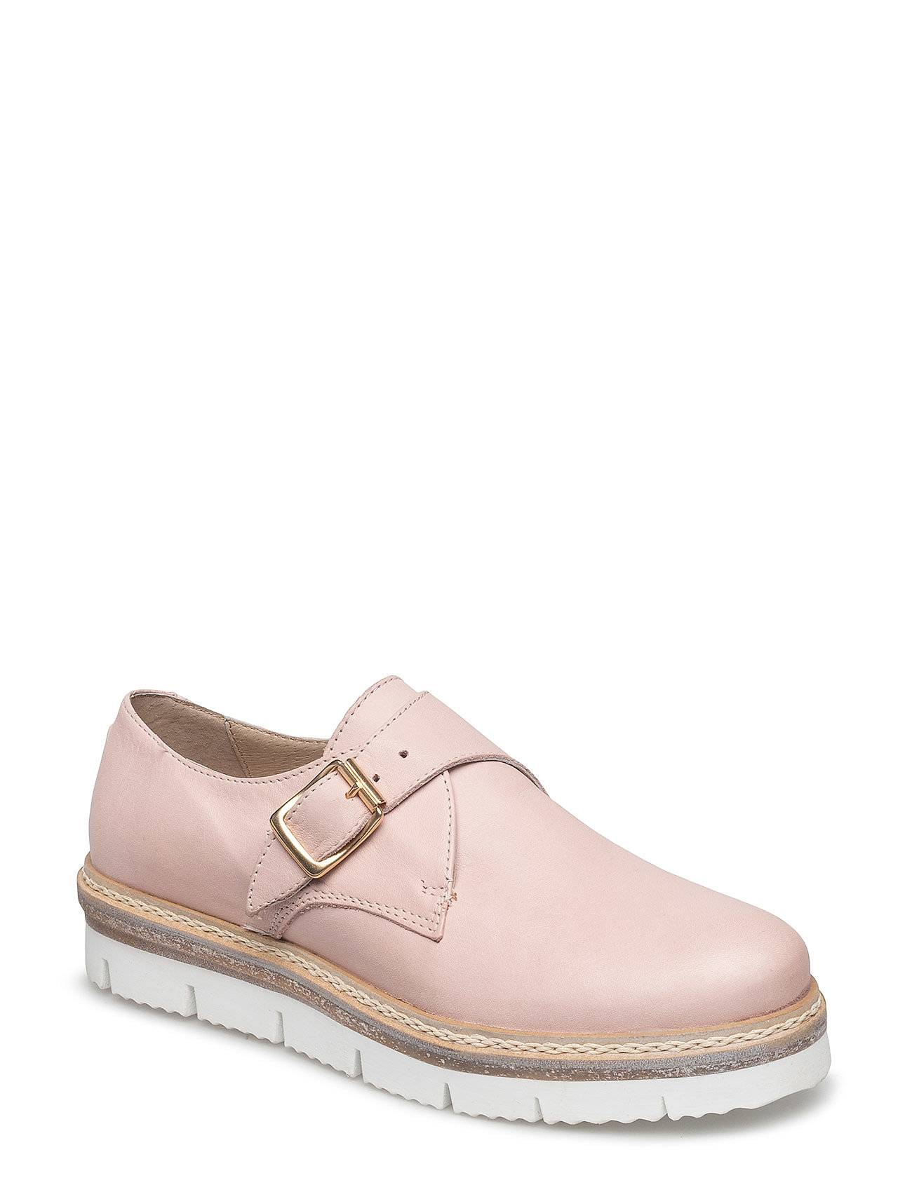 Bianco Cleated Monk Loafer Jfm18