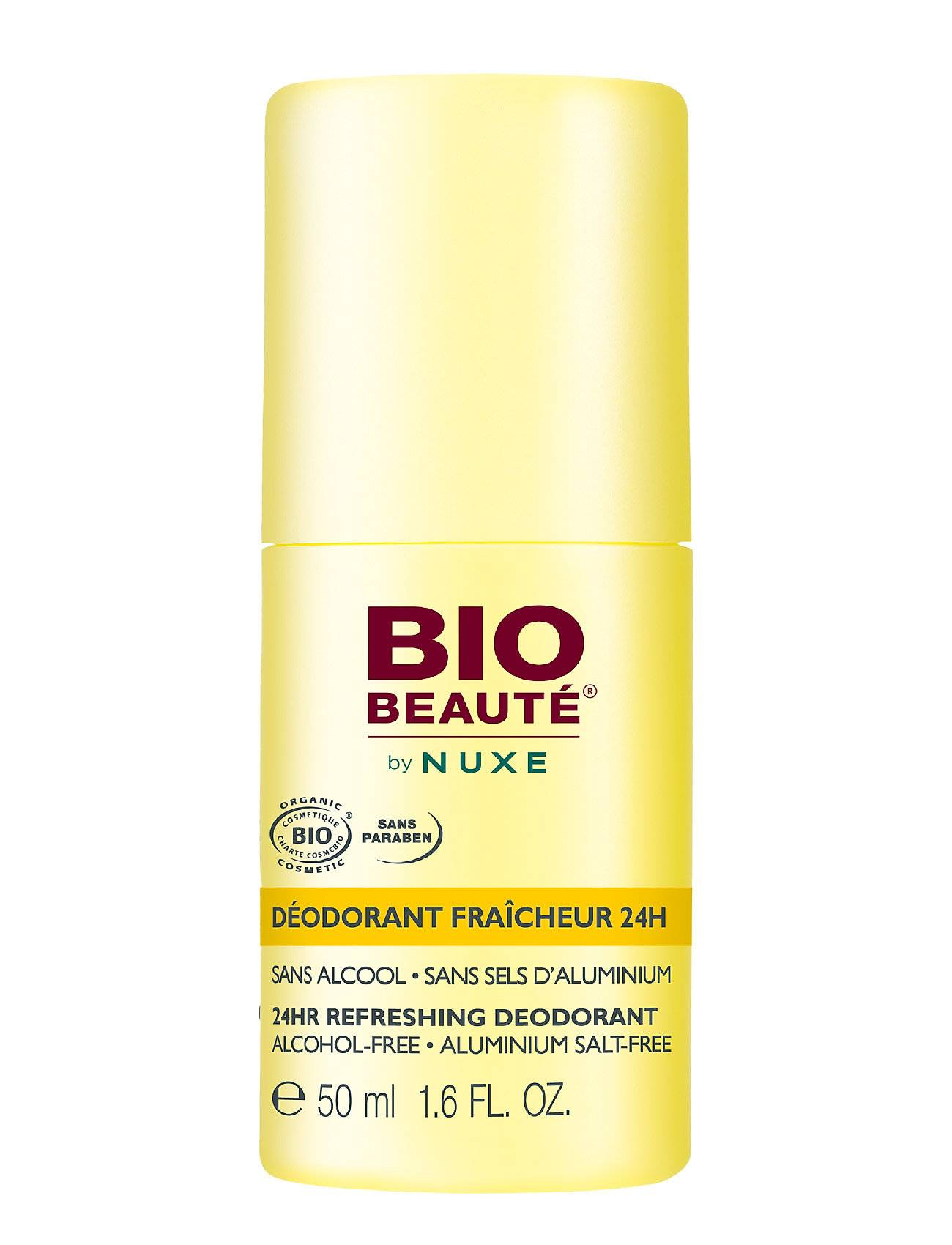 Bio-Beauté by NUXE 24hrs Refreshing Deodorant