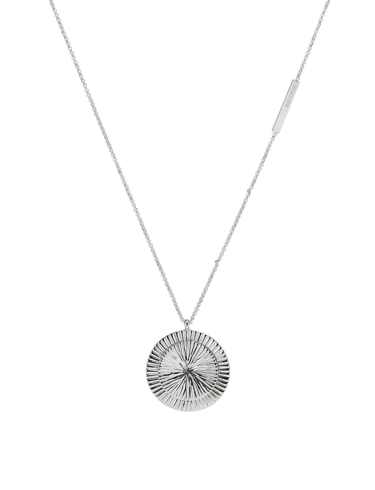 Bud to rose Bianca Short Necklace