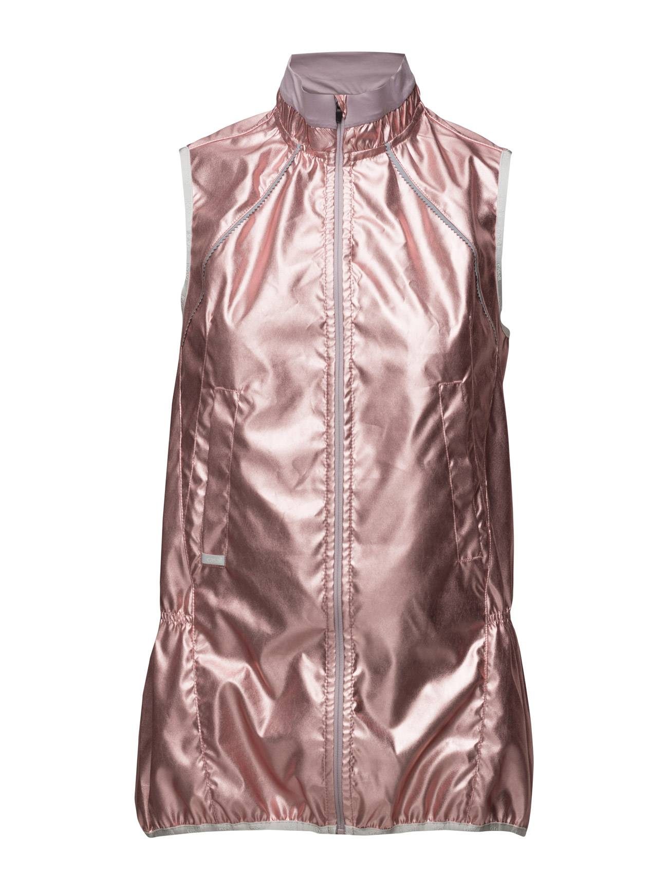 Casall Metallic Run Vest