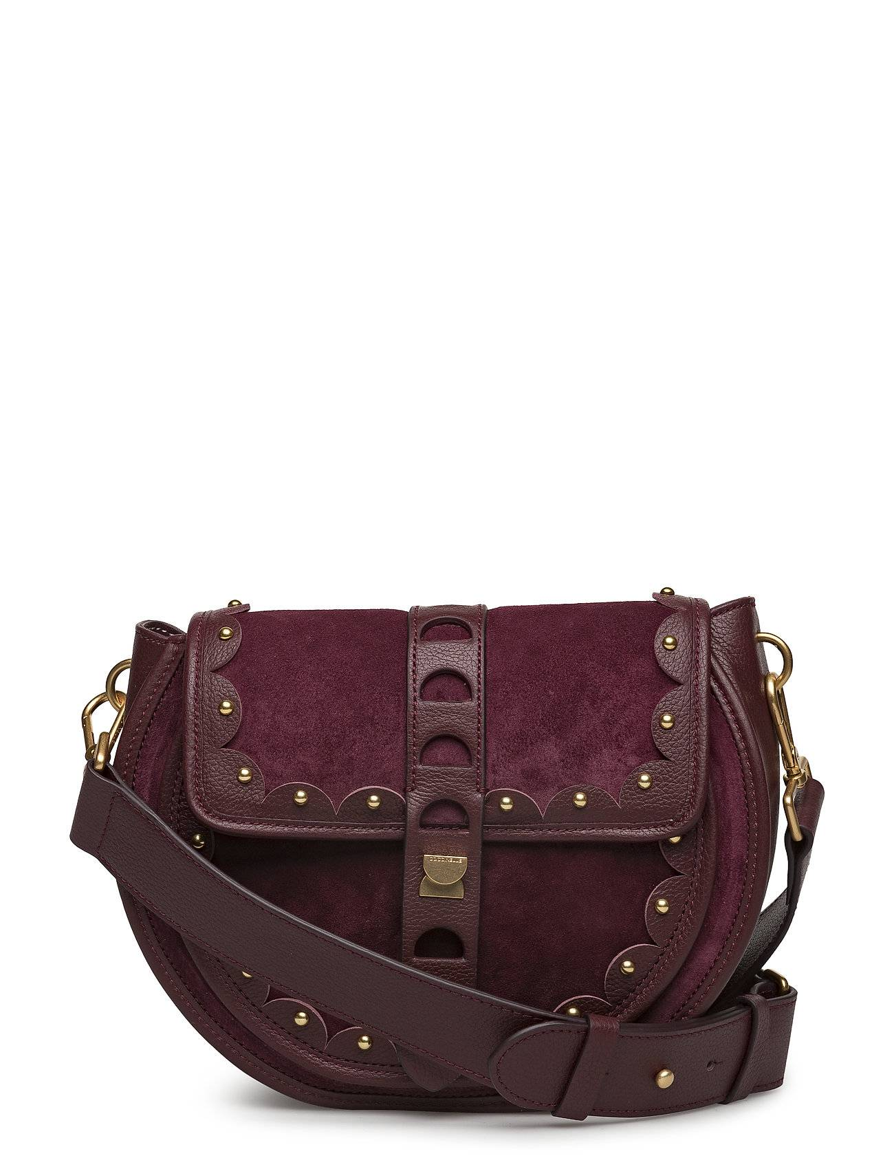 Coccinelle Carousel Suede
