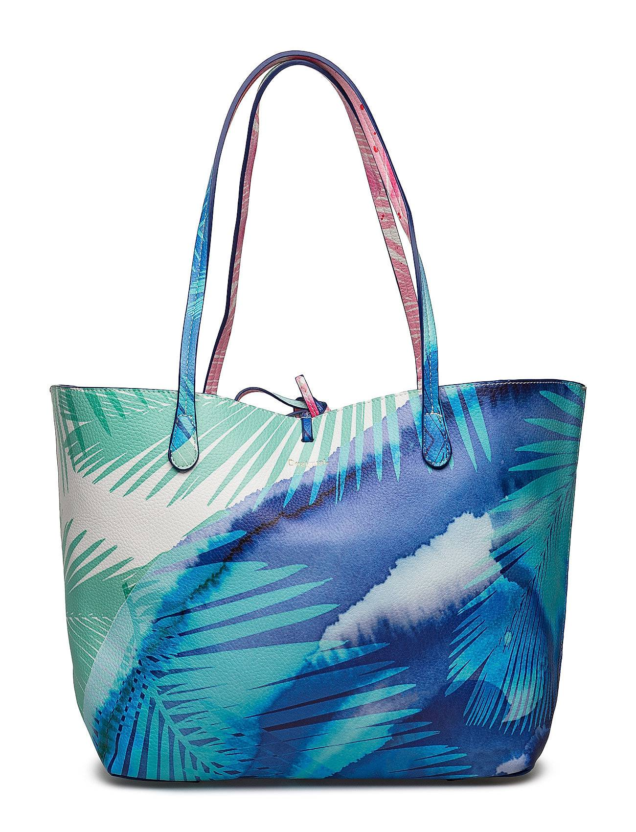 Desigual Accessories Bols Blue Palms Capri