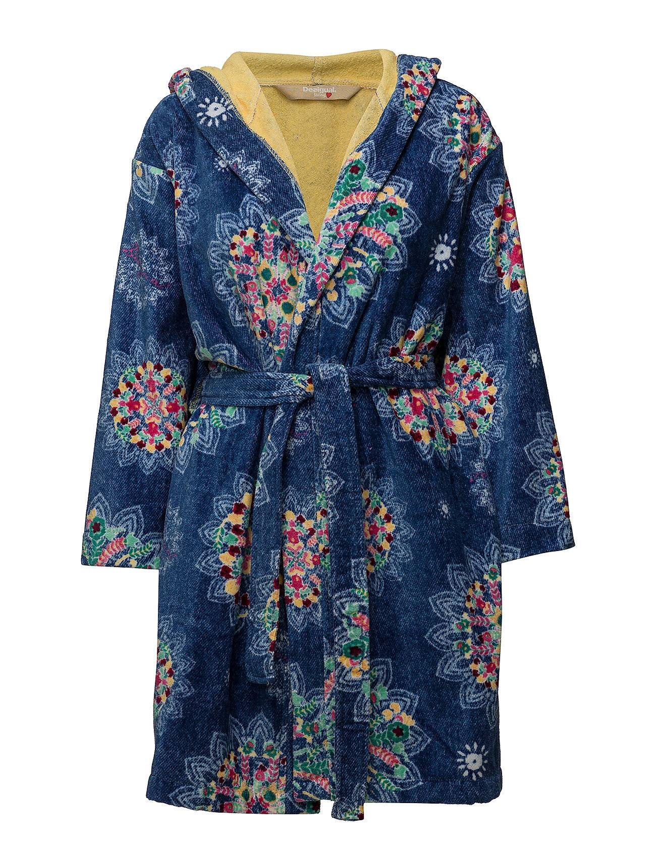 Desigual Bathrobe Exotic Summer