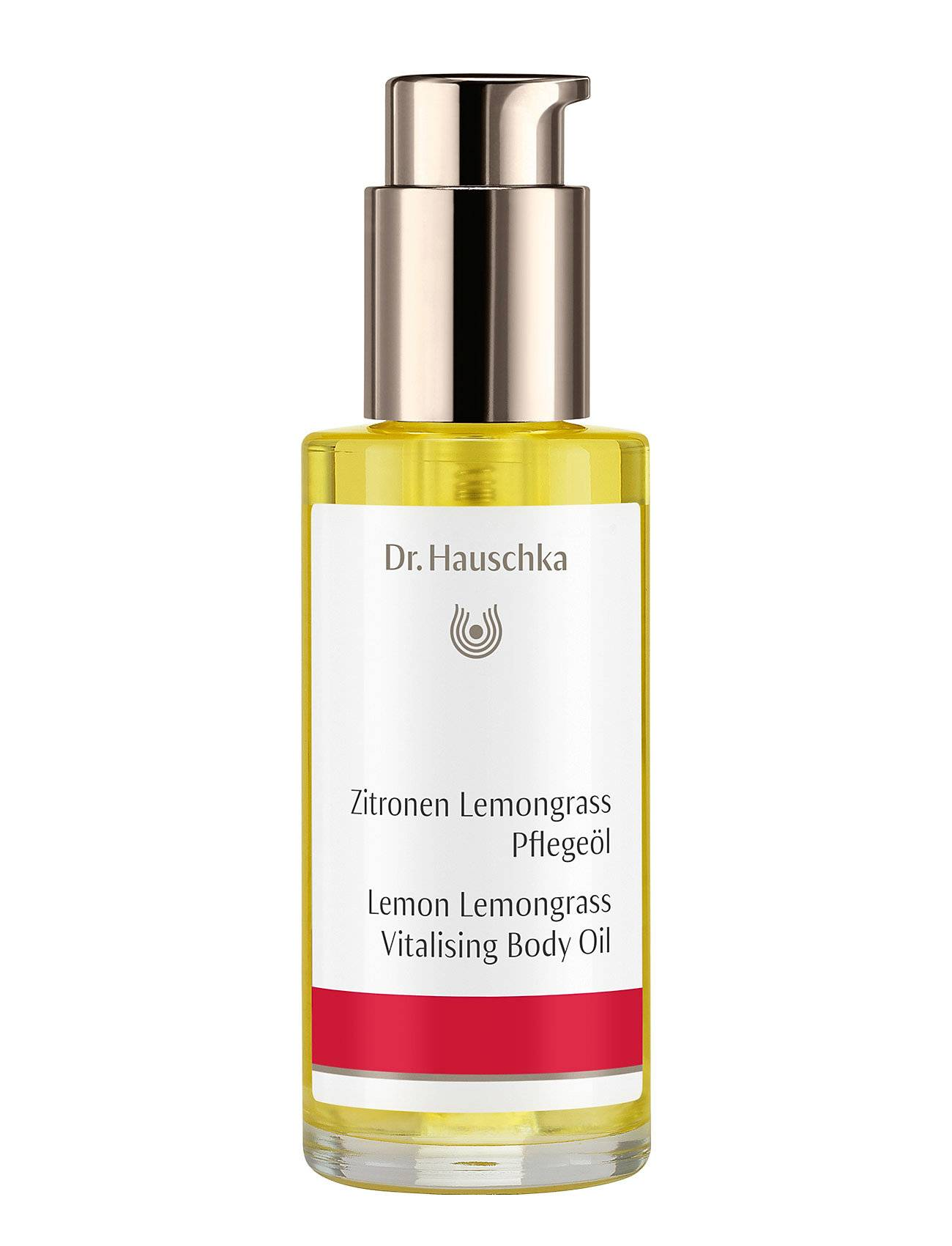 Dr. Hauschka Lemon Lemongrass Body Oil