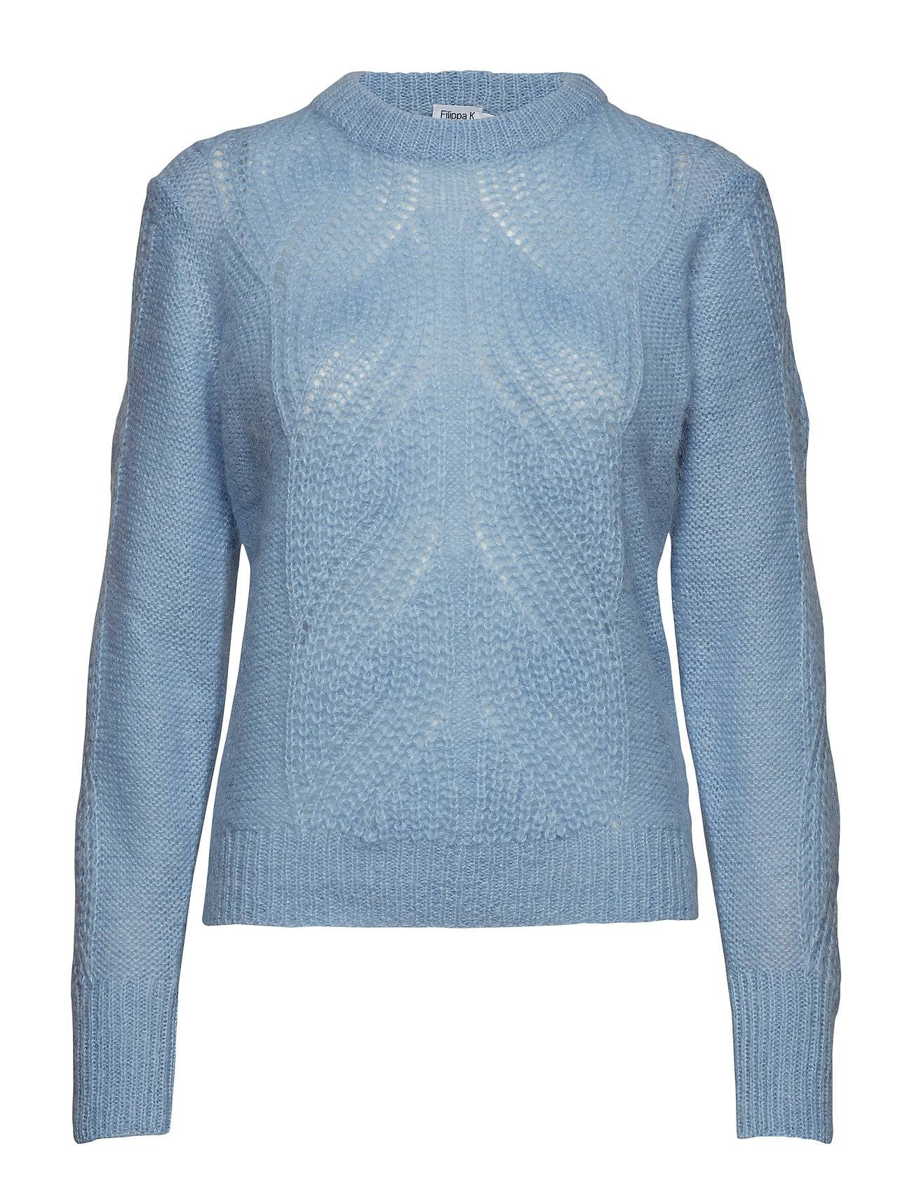 Filippa K Soft Mohair R-Neck