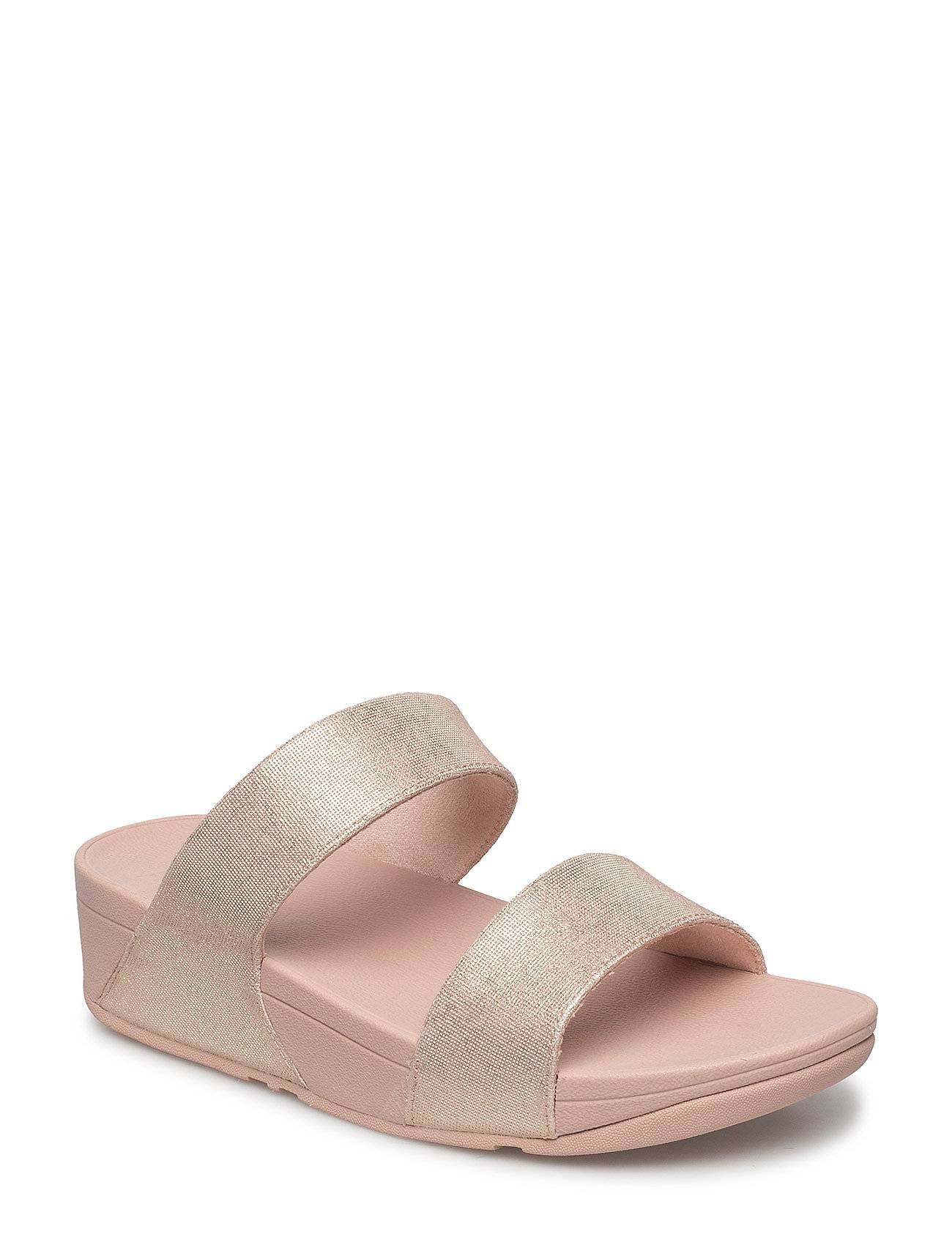 FitFlop Shimmy Slide Foil