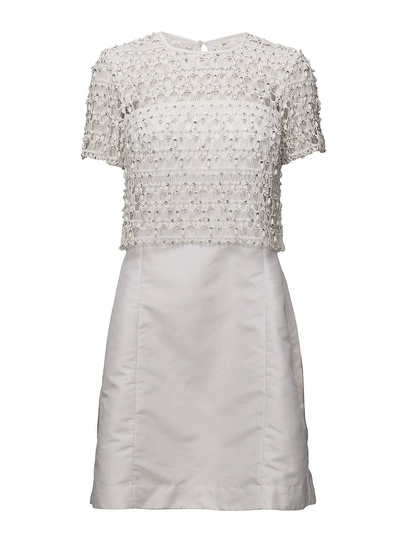 French Connection Consenza Sparkle Embellished Wedding Dress