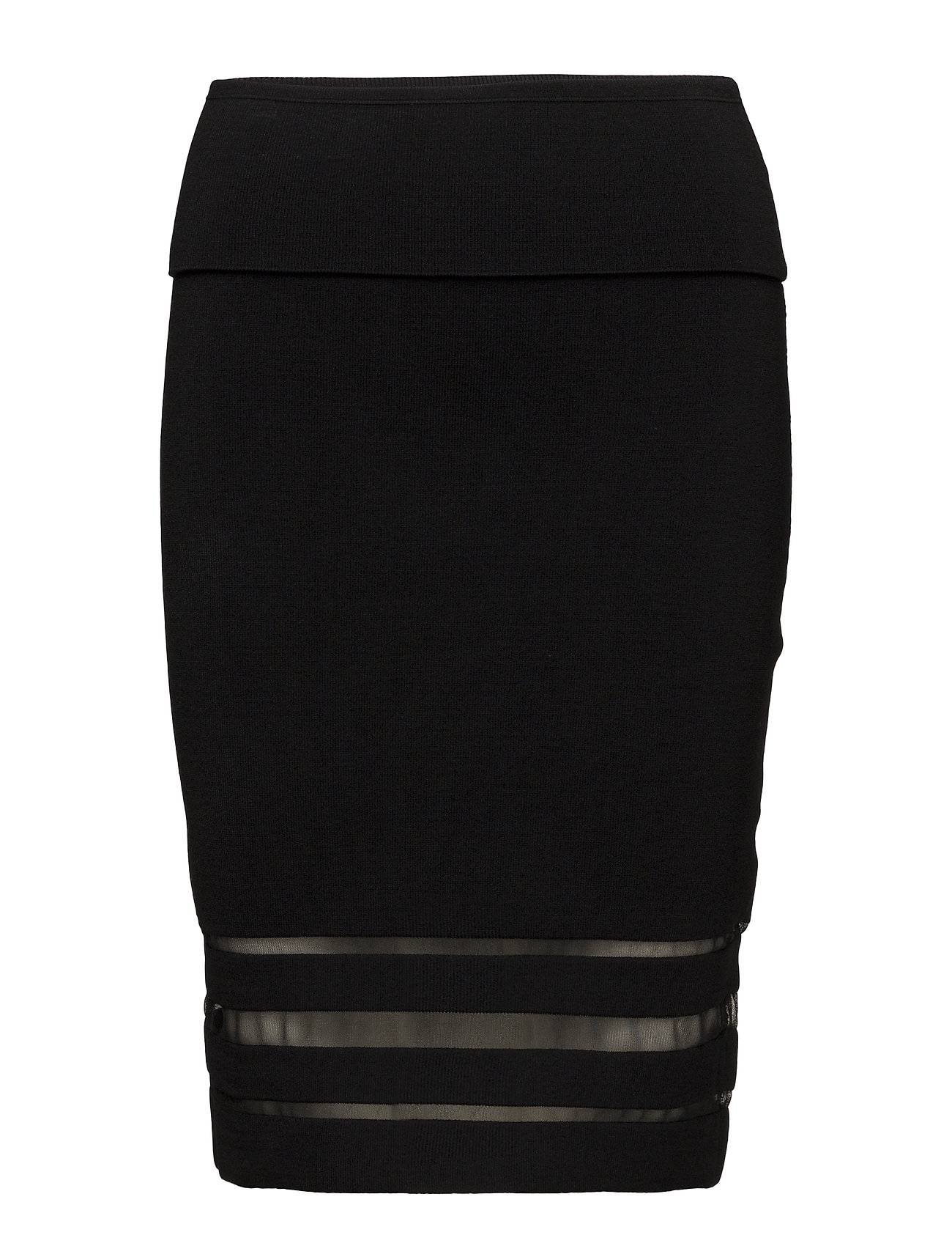 French Connection Kara Crepe Pencil Skirt