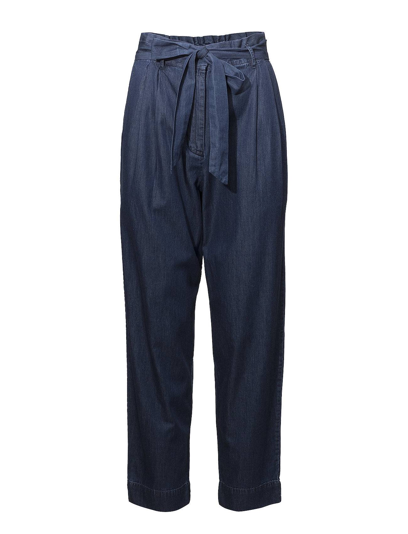 French Connection Geada Light Denim Tapered Trouser