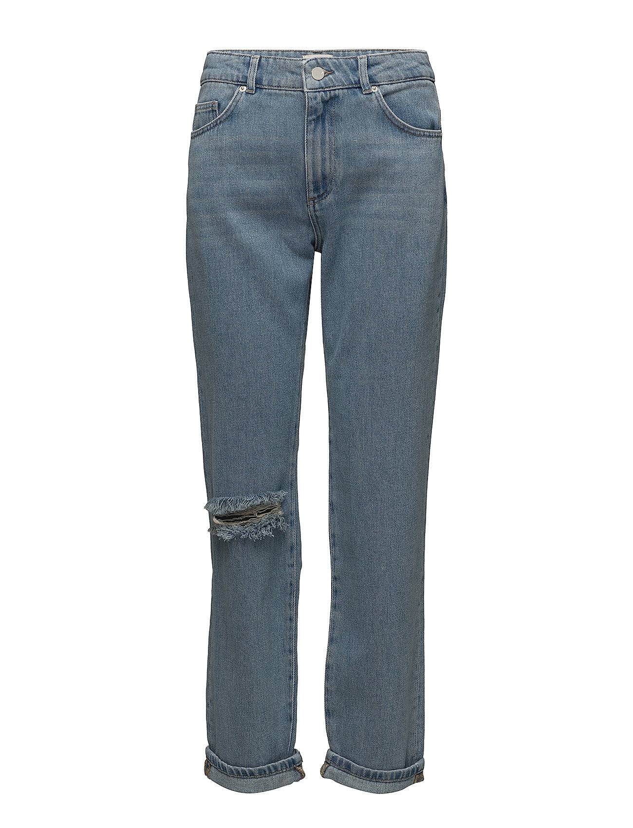 French Connection High Rise Straight Jeans