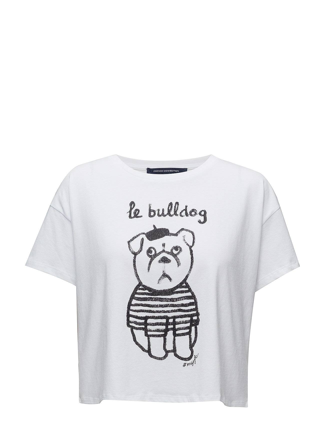 French Connection Le Bulldog Tee (The Bulldog)
