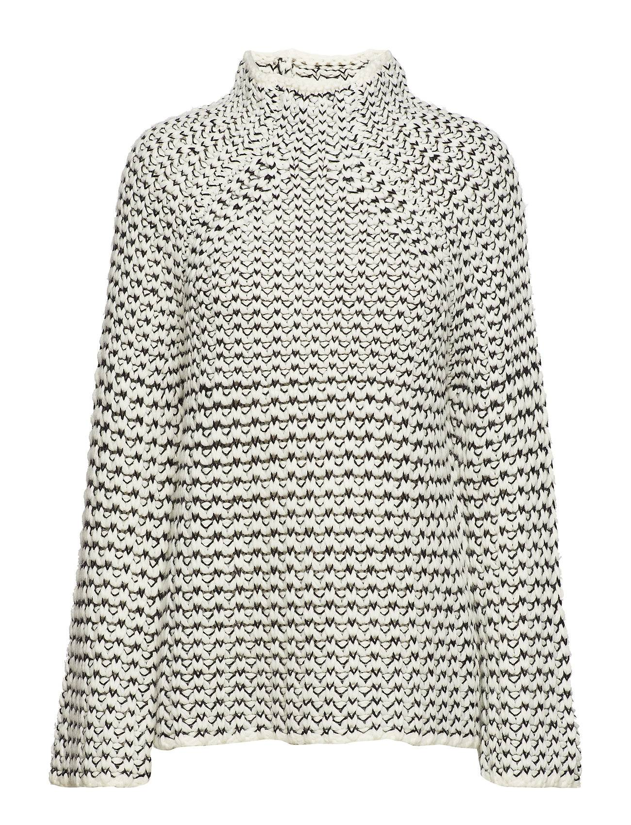 French Connection Zoe Knits High Nck Tunic Jmpr