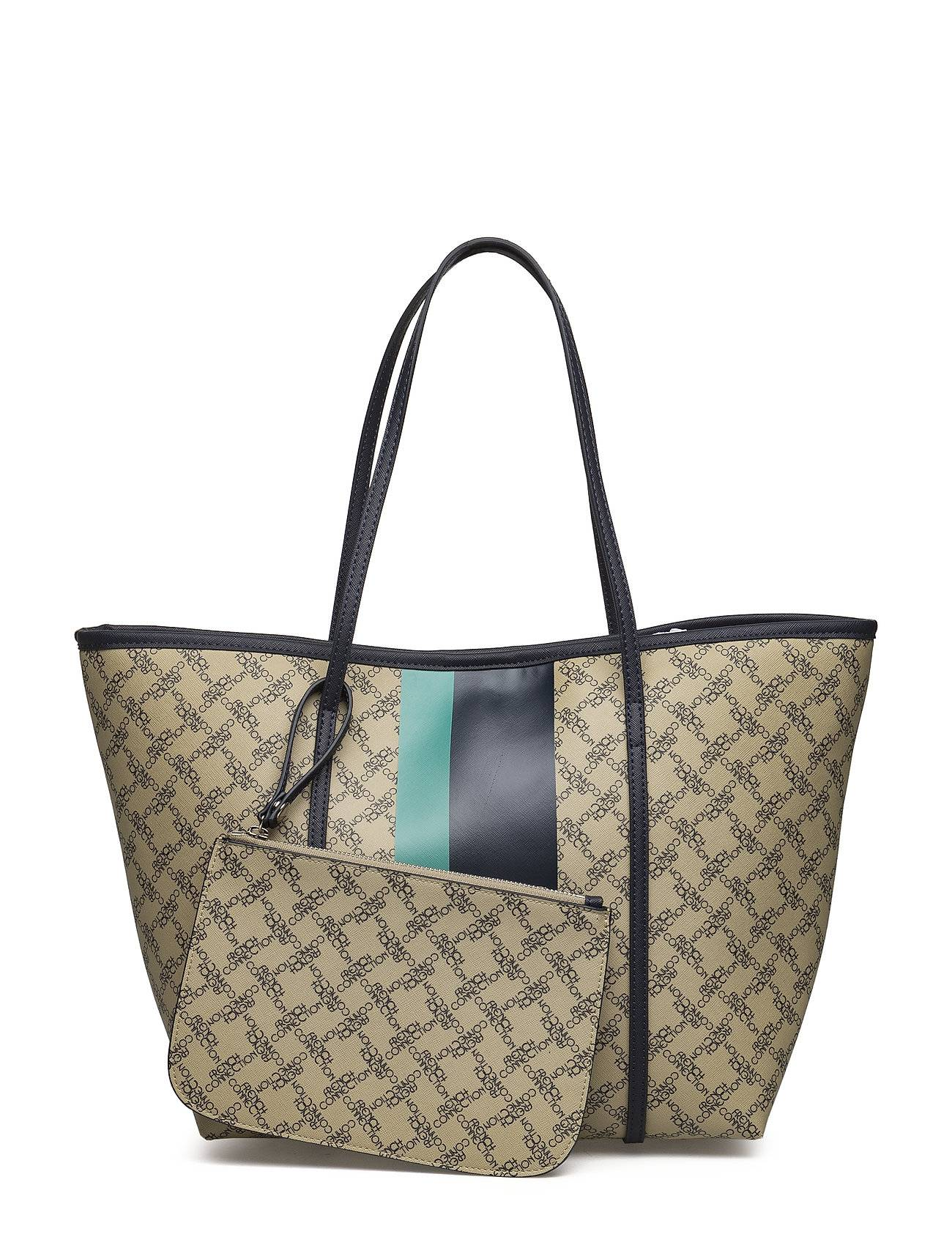 French Connection Elva Core Monogram Tote