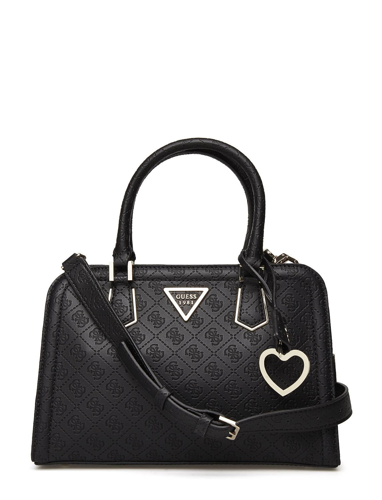 GUESS Lyra Small Girlfriend Satchel