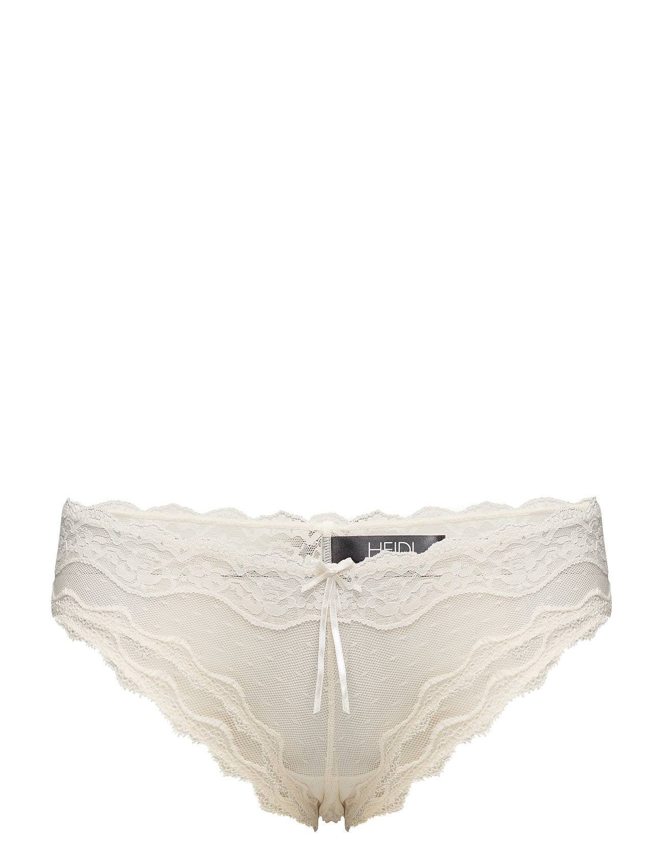 Heidi Klum Intimates Cheeky Hhk Mesh With Lace