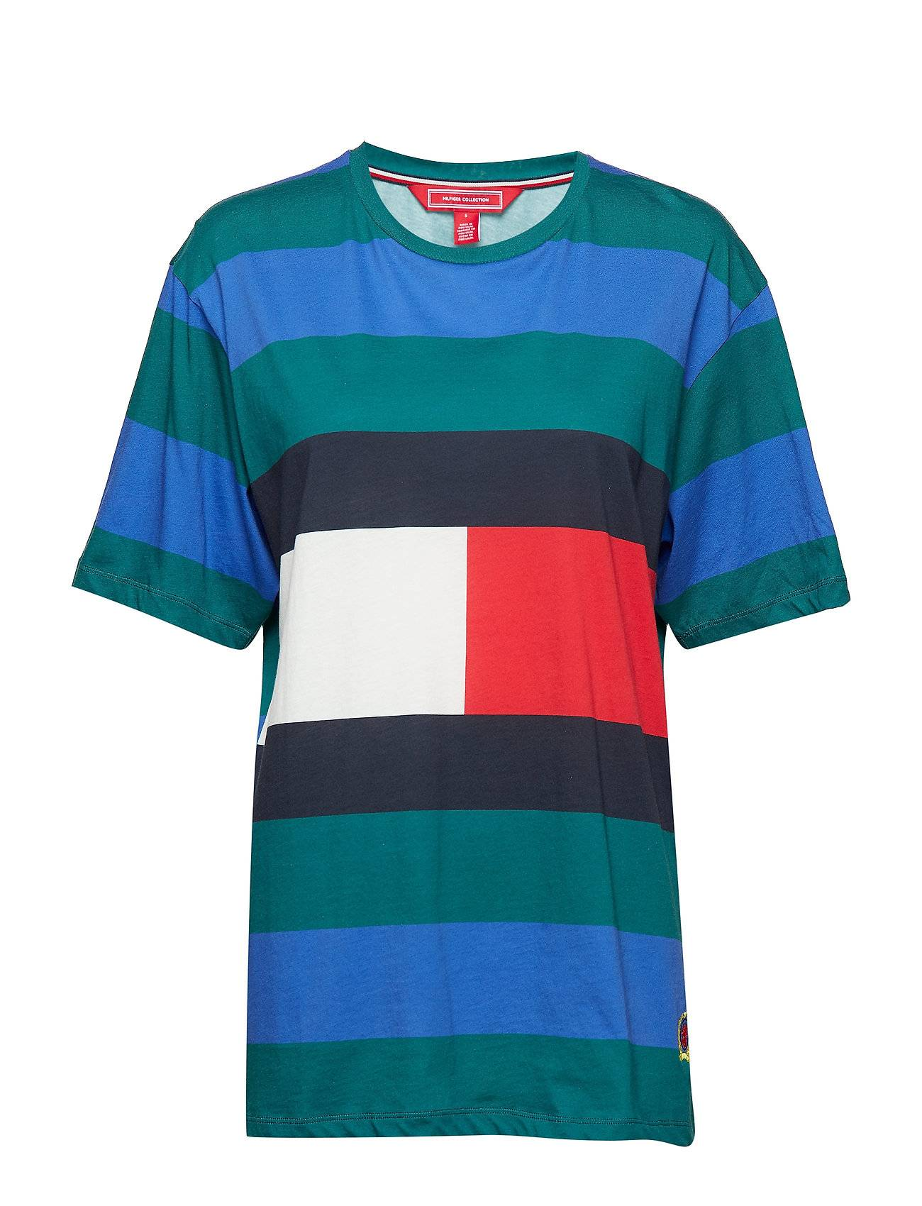 Hilfiger Collection Rugby Stp T-Shirt Ss