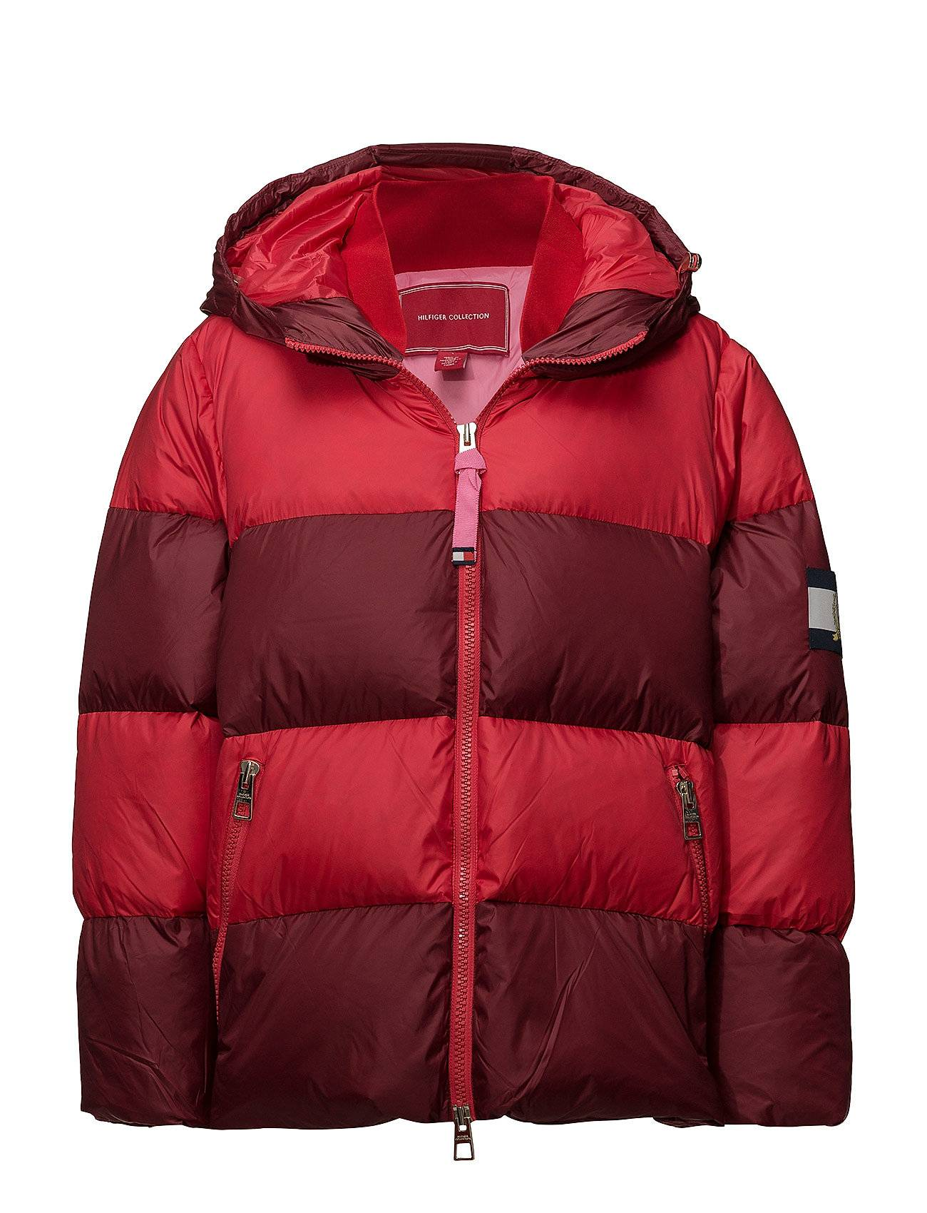 Hilfiger Collection Rugby Stp Down Coat