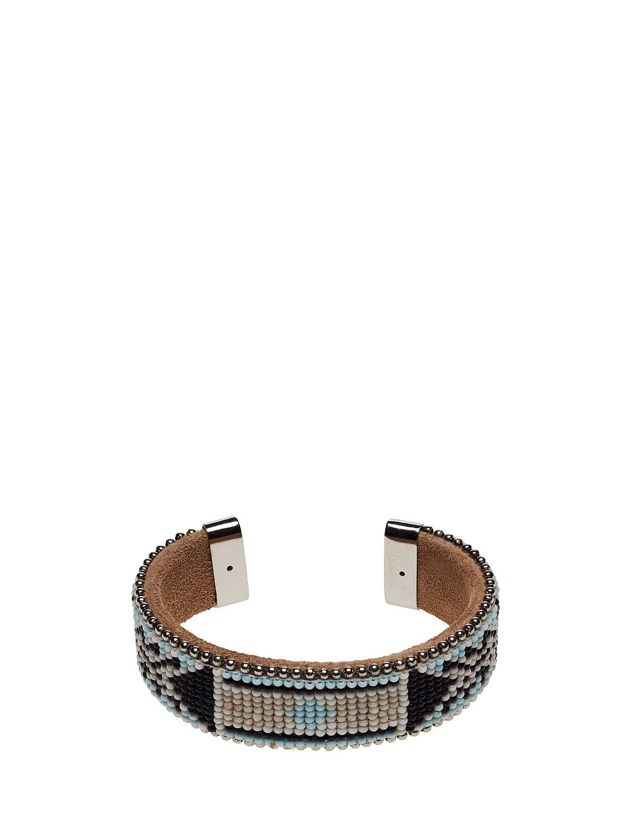 Hunkydory Naya Wide Beaded Cuff