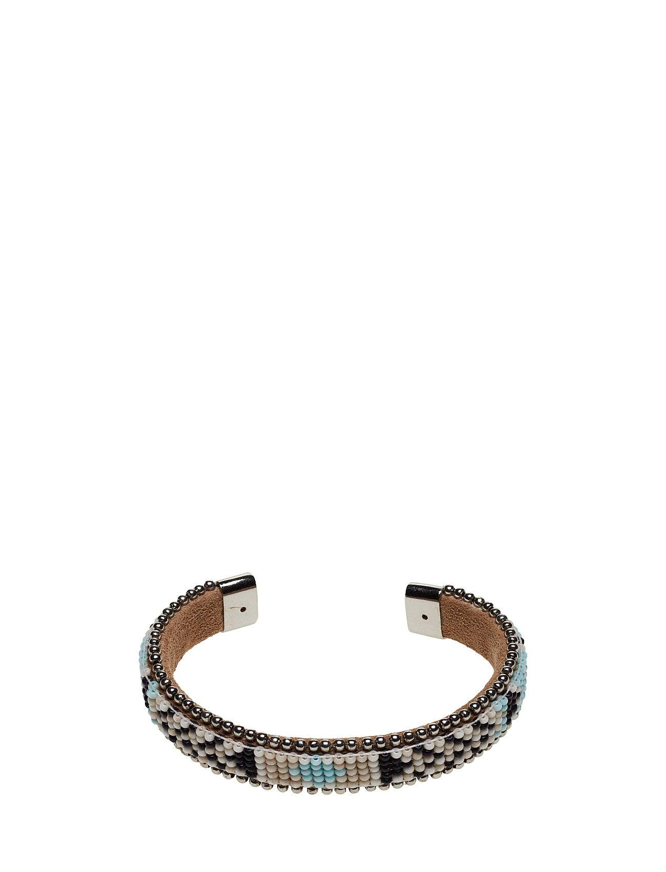 Hunkydory Naya Slim Beaded Cuff
