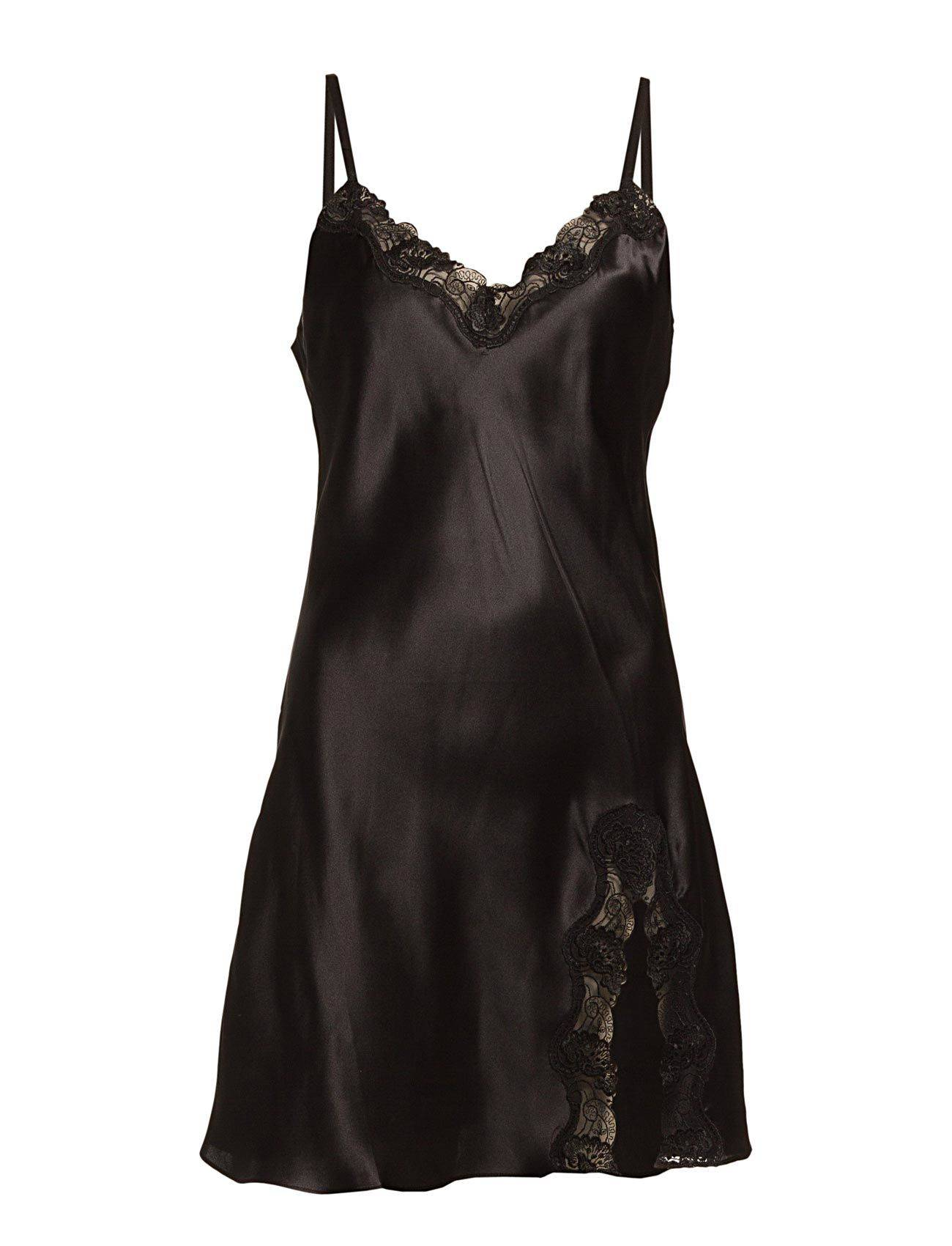 Lady Avenue Slip With Lace