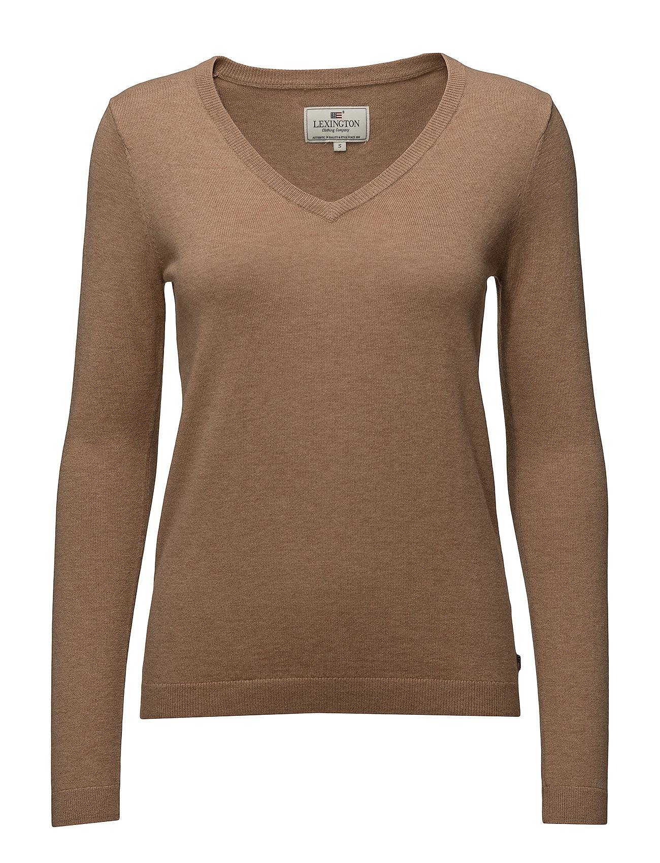 Lexington Clothing Madaleine V-Neck Sweater