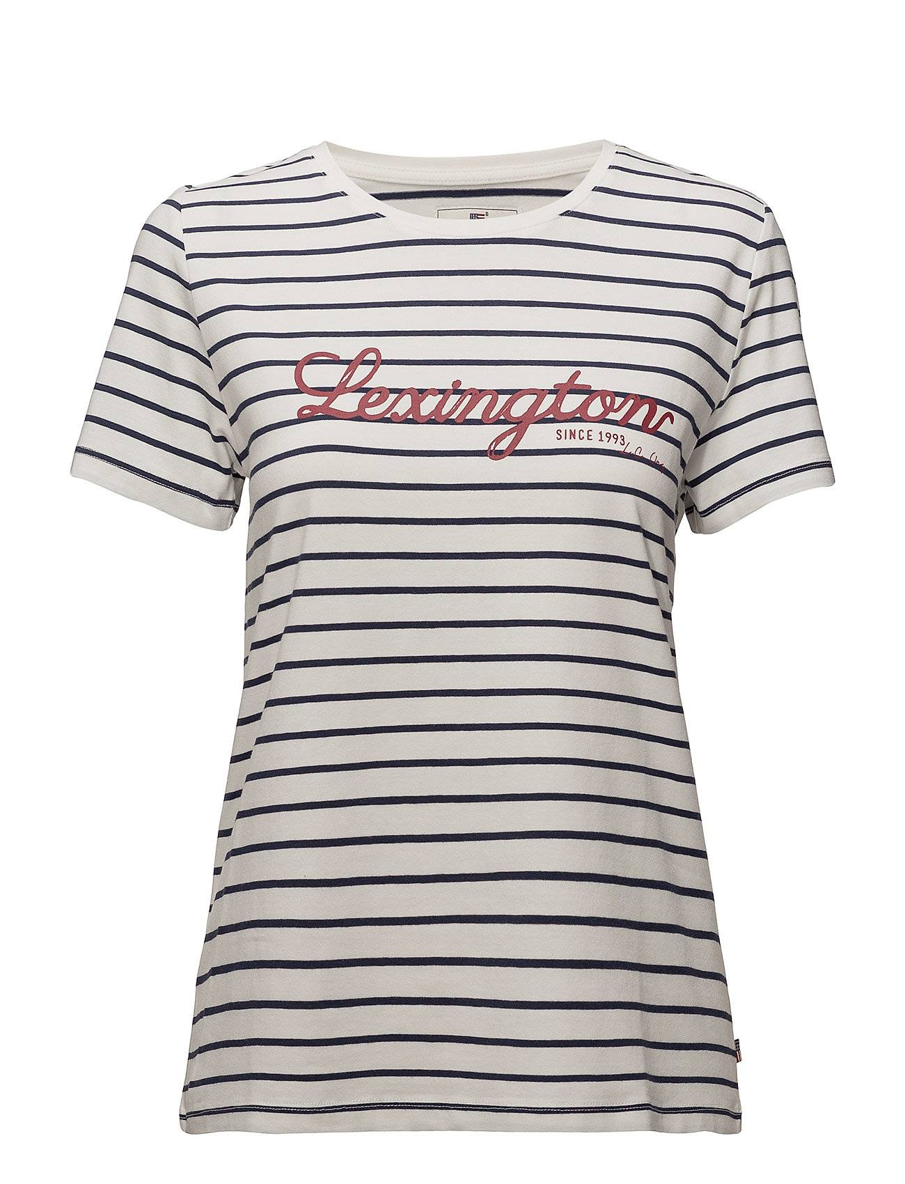 Lexington Clothing Rachel Striped Tee