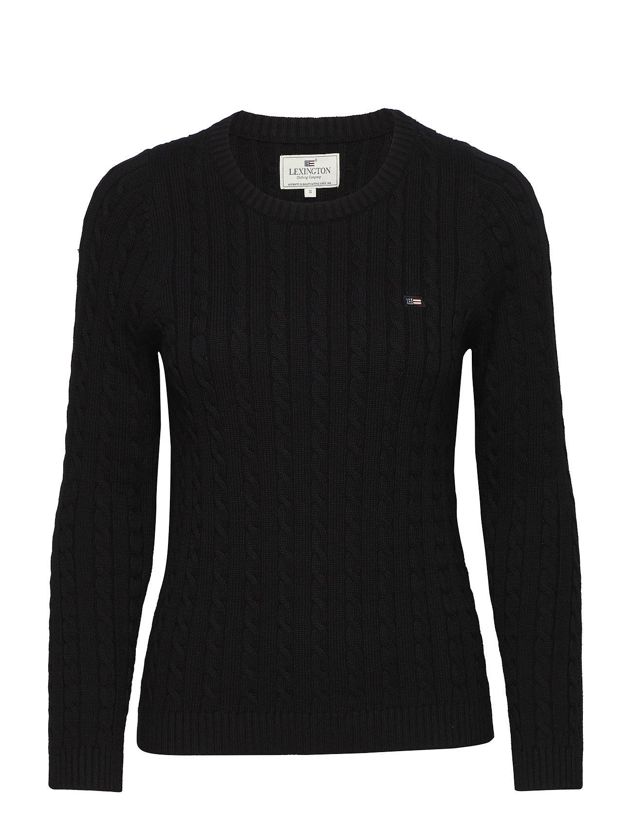 Lexington Clothing Felizia Cable Sweater