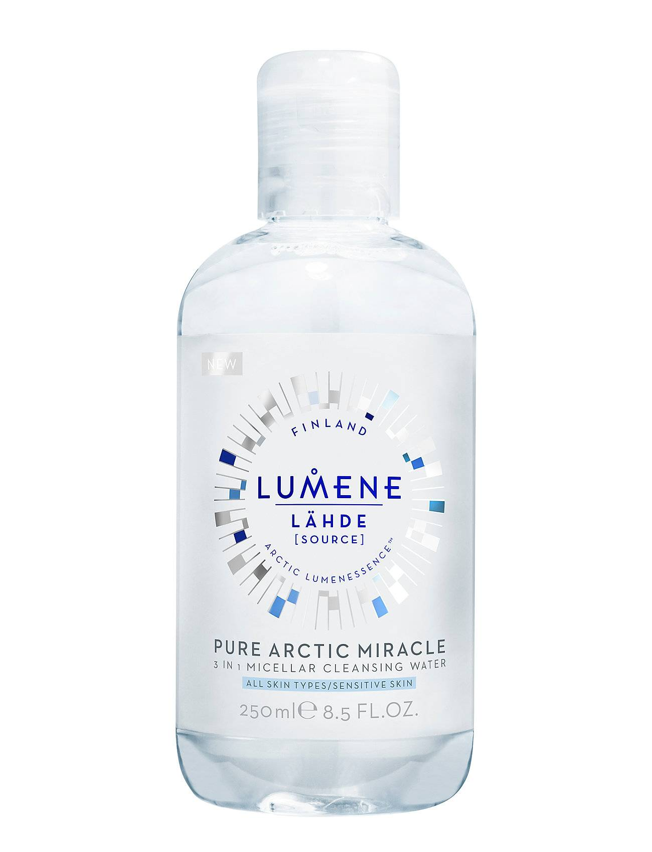 LUMENE LÄHde Nordic Hydra Pure Arctic Miracle 3in1 Micellar Cleans