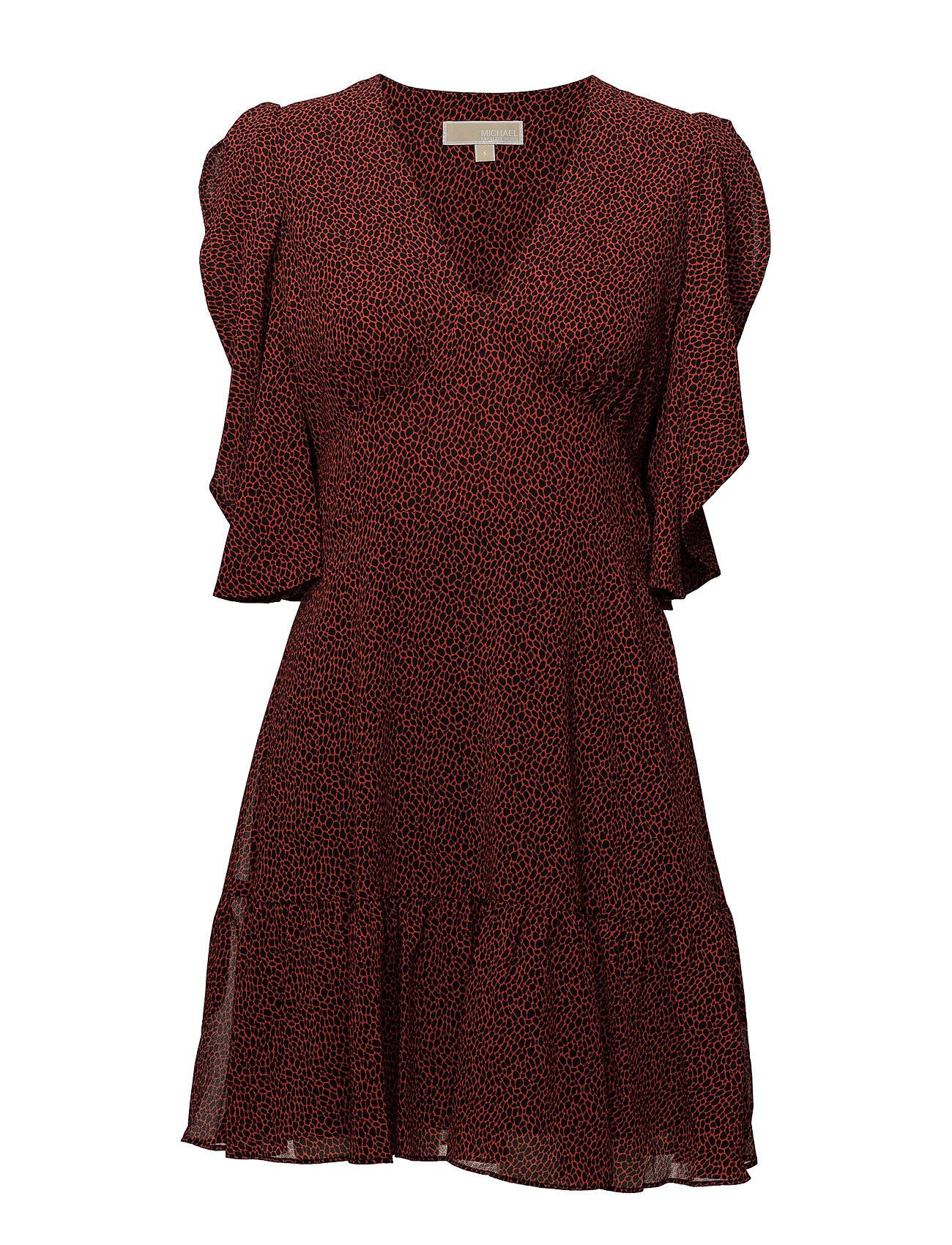 Michael Kors Cascade Slv Dress