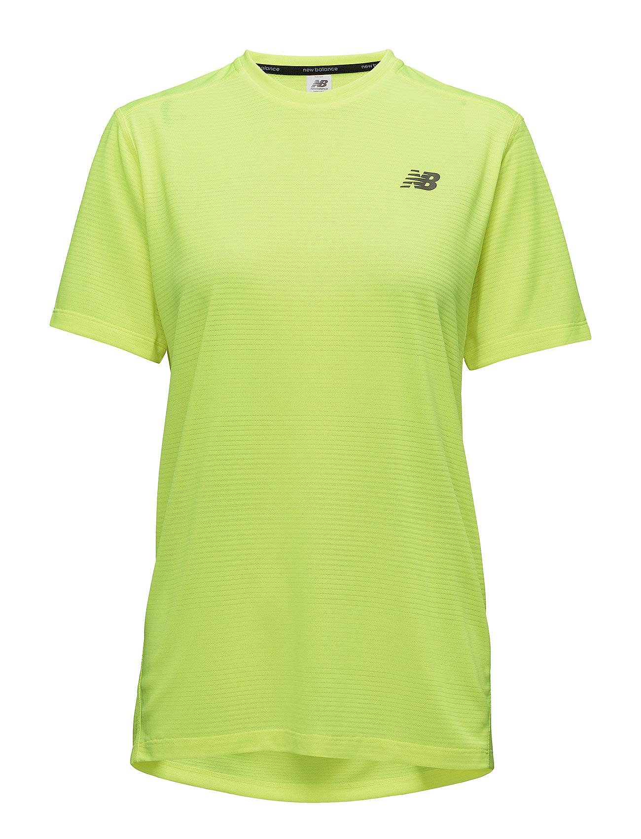 New Balance Max Intensity Short Sleevet