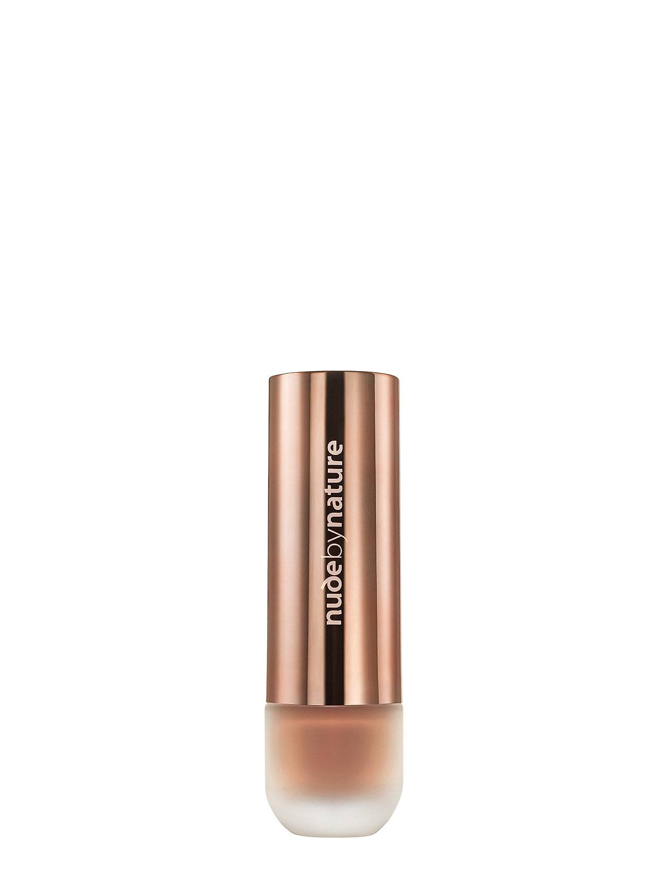 Nude by Nature Flawless Liquid Foundation N9 Sandy Brown
