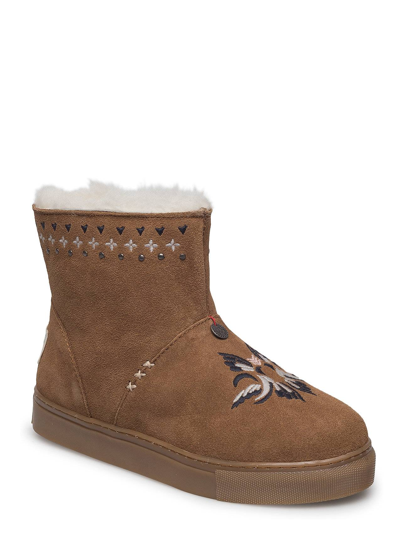 ODD MOLLY Suedey Low Boot