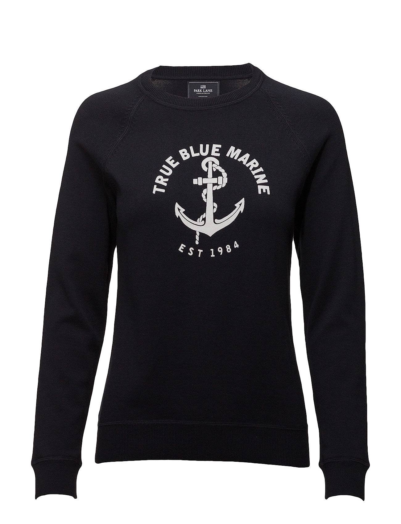Park Lane Pullover With Logo