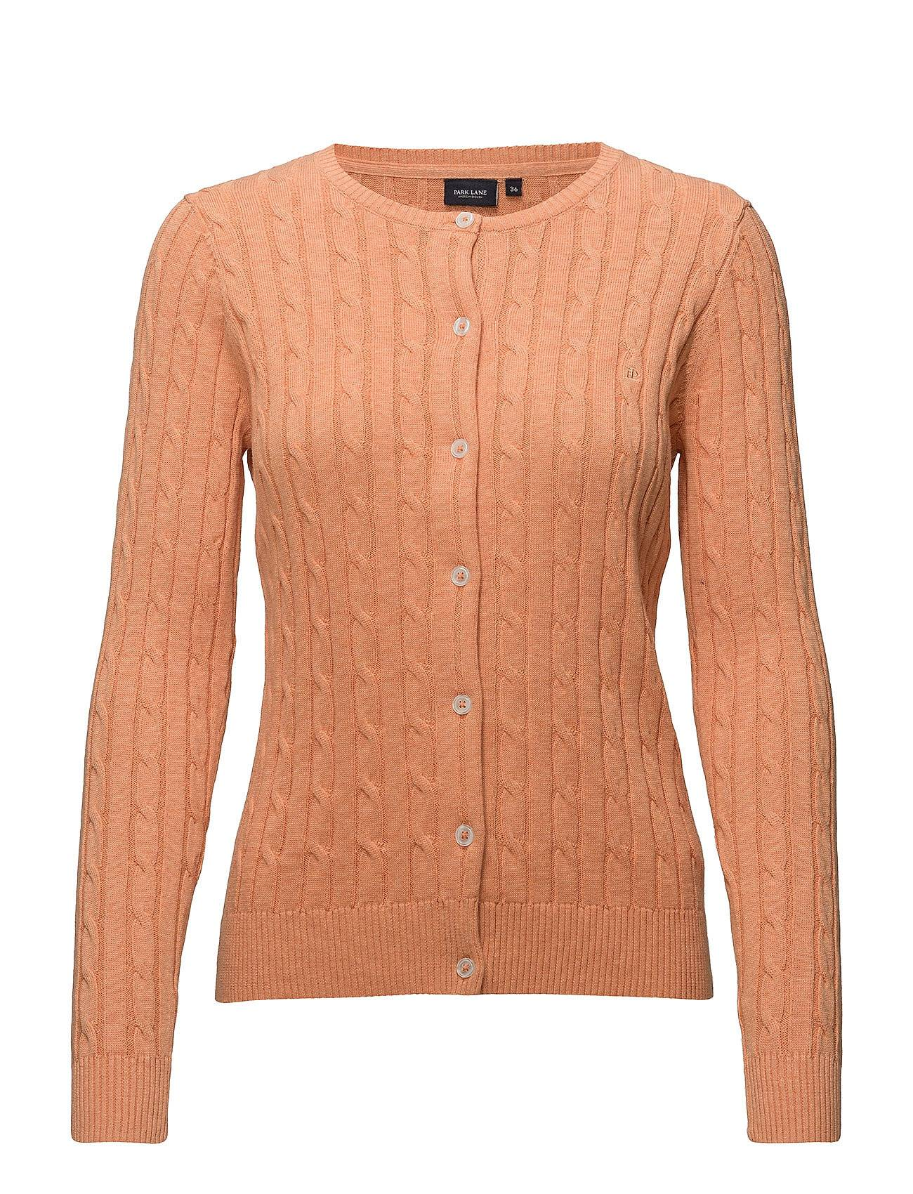 Park Lane Cable Cardigan