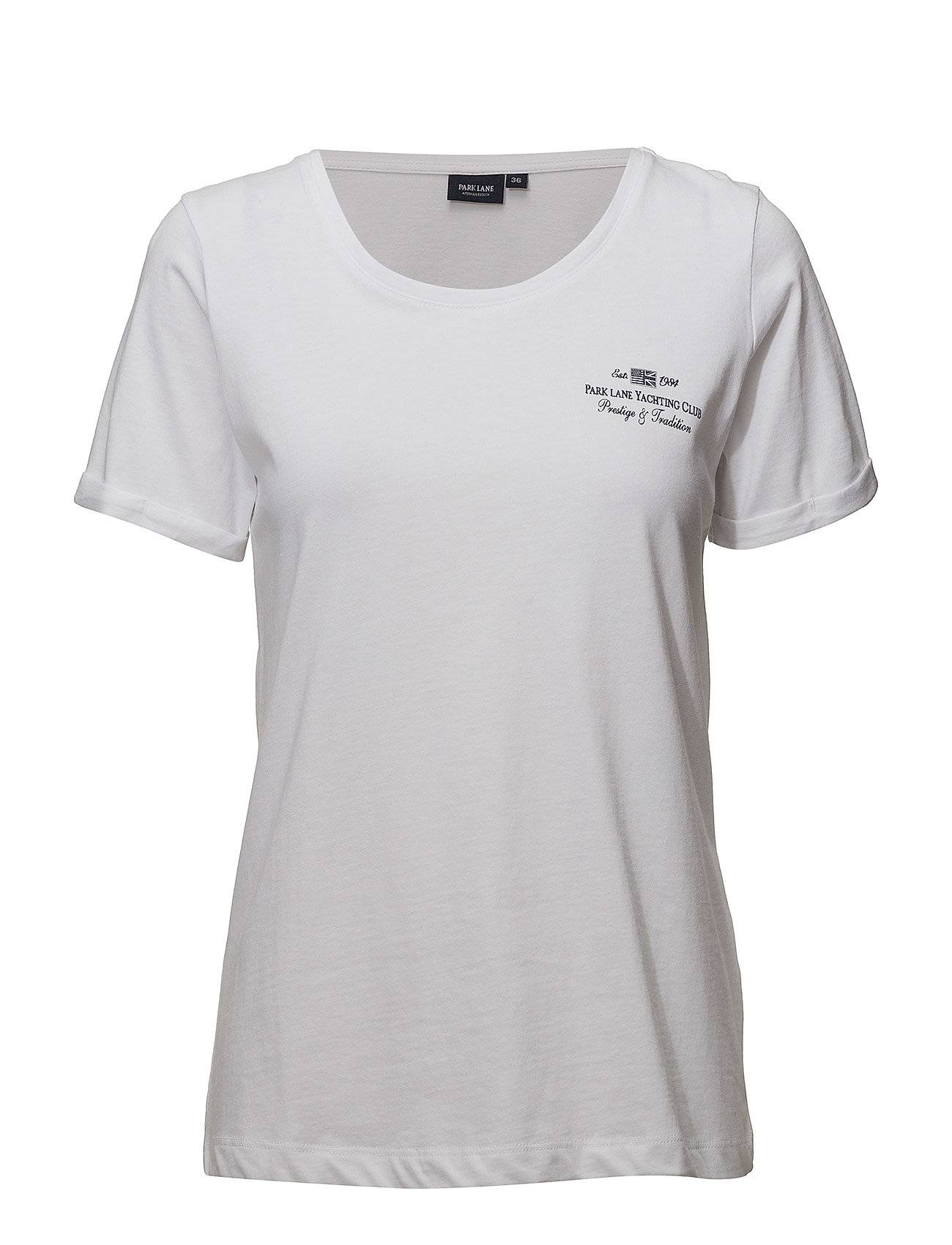 Park Lane Tee With Logo