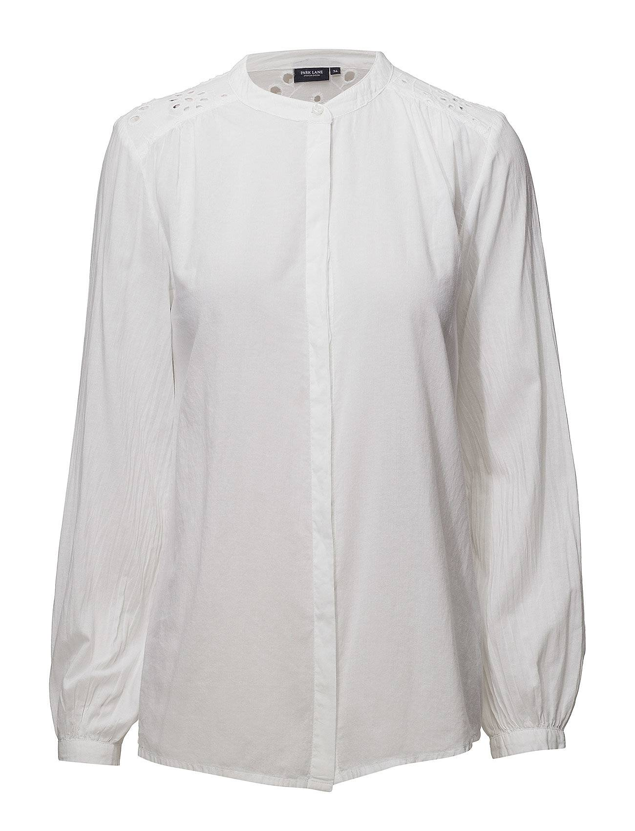 Park Lane Blouse With Broderi Anglaise