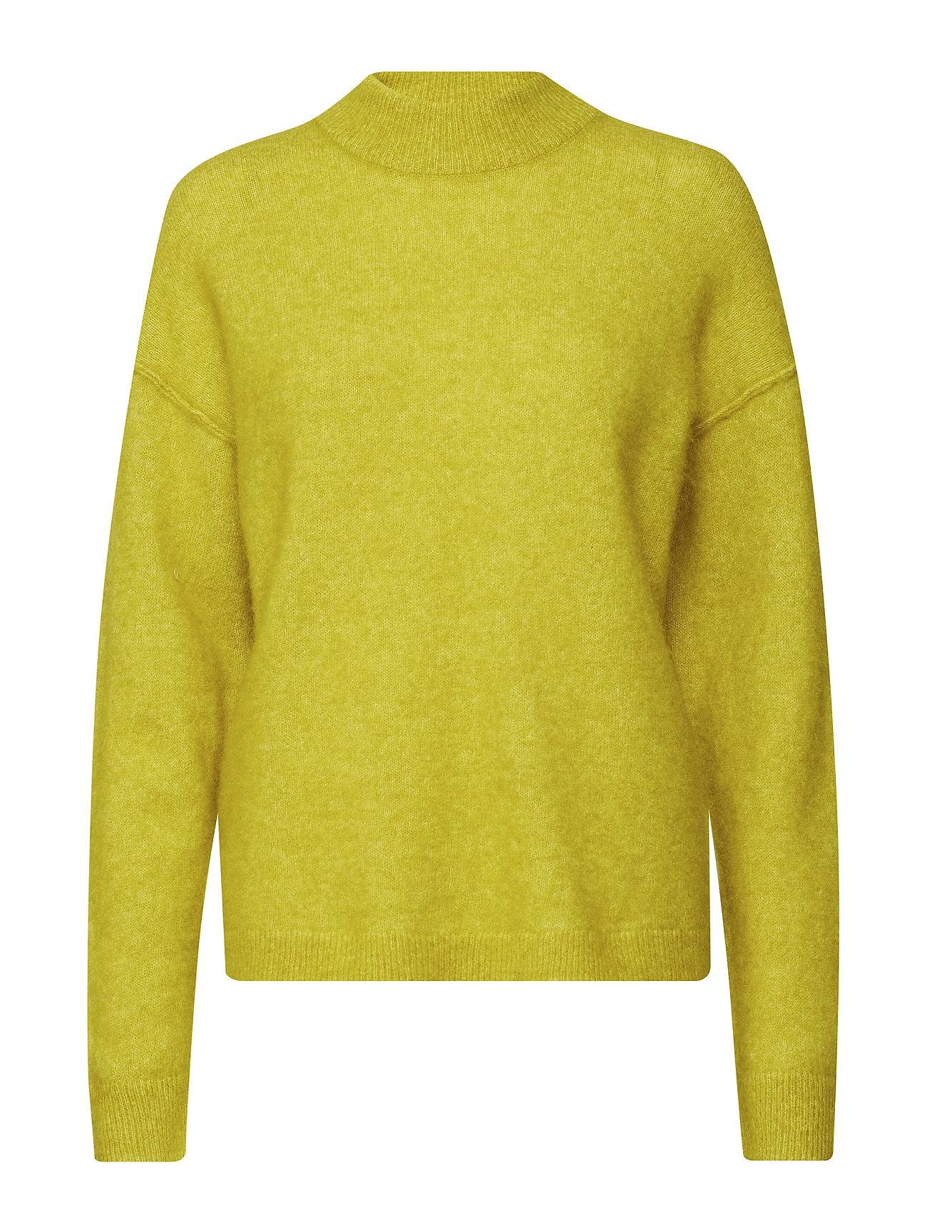 Second Female Brook Knit Loose O-Neck