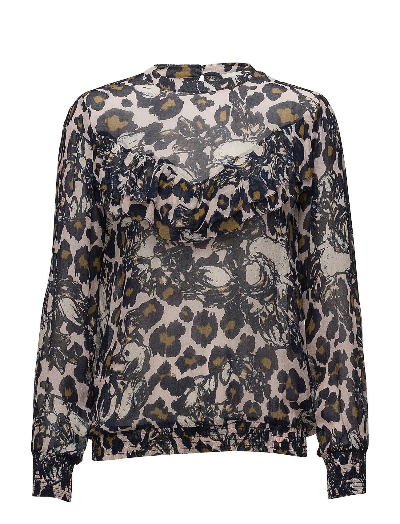 Second Female Florence Ruffle Blouse