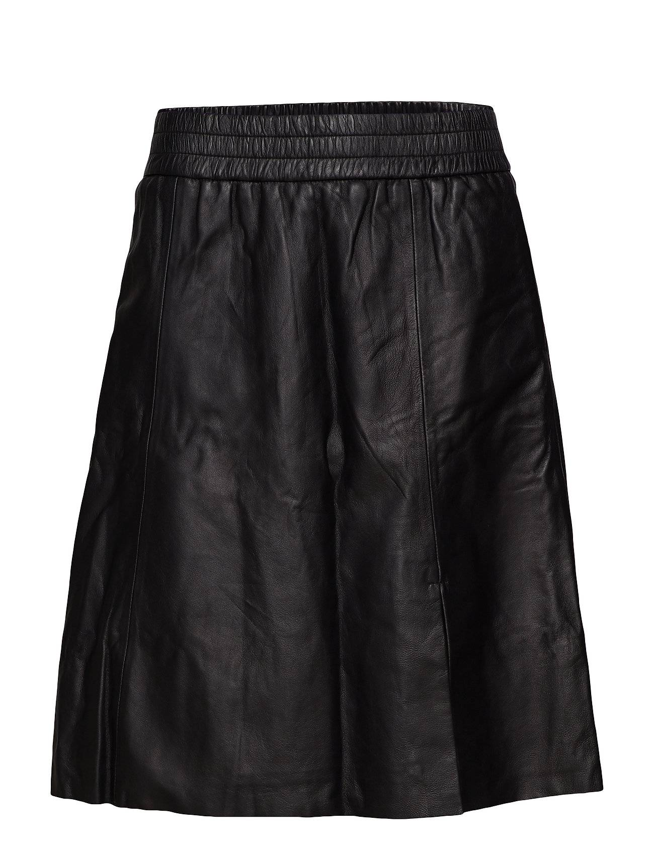 Second Female Melvin Leather Skirt