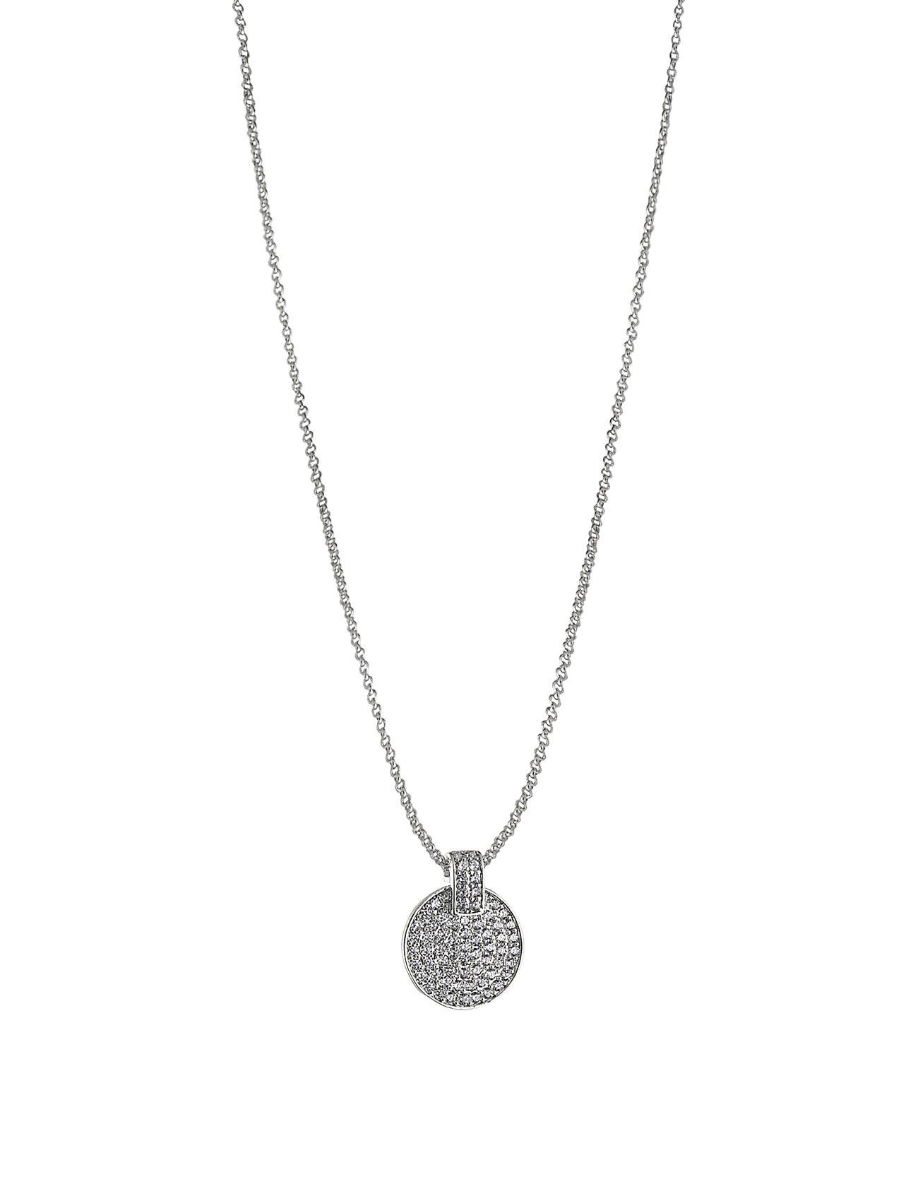 SNÖ of Sweden Carrie Pendant Neck 42 S/Clear